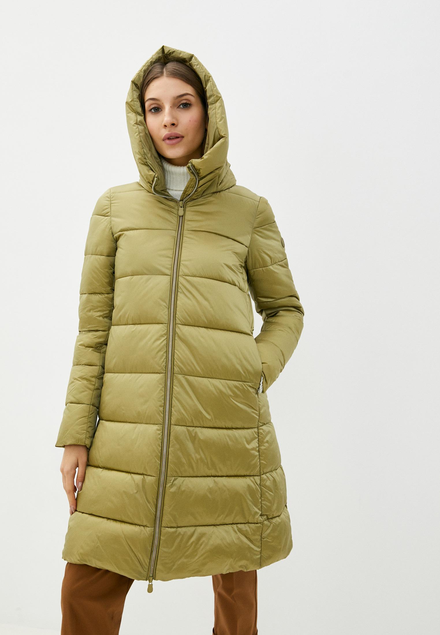 Утепленная куртка SAVE THE DUCK D40279W IRIS