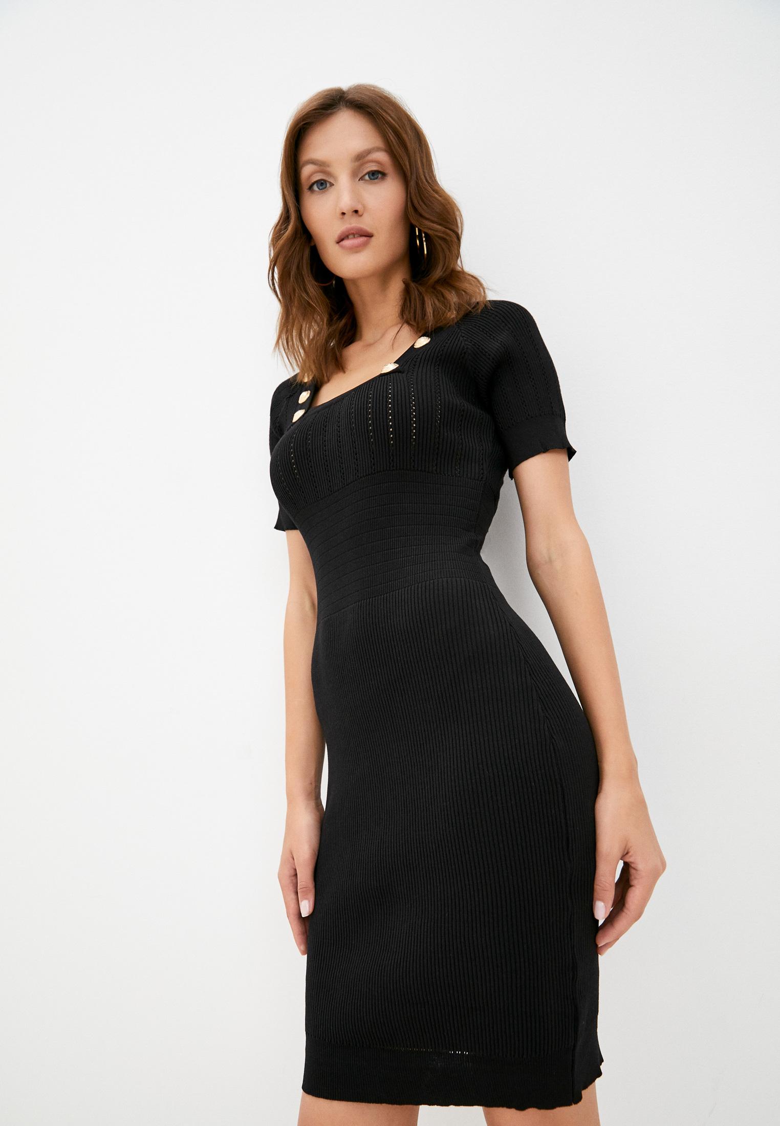 Вязаное платье Hey Look 102457