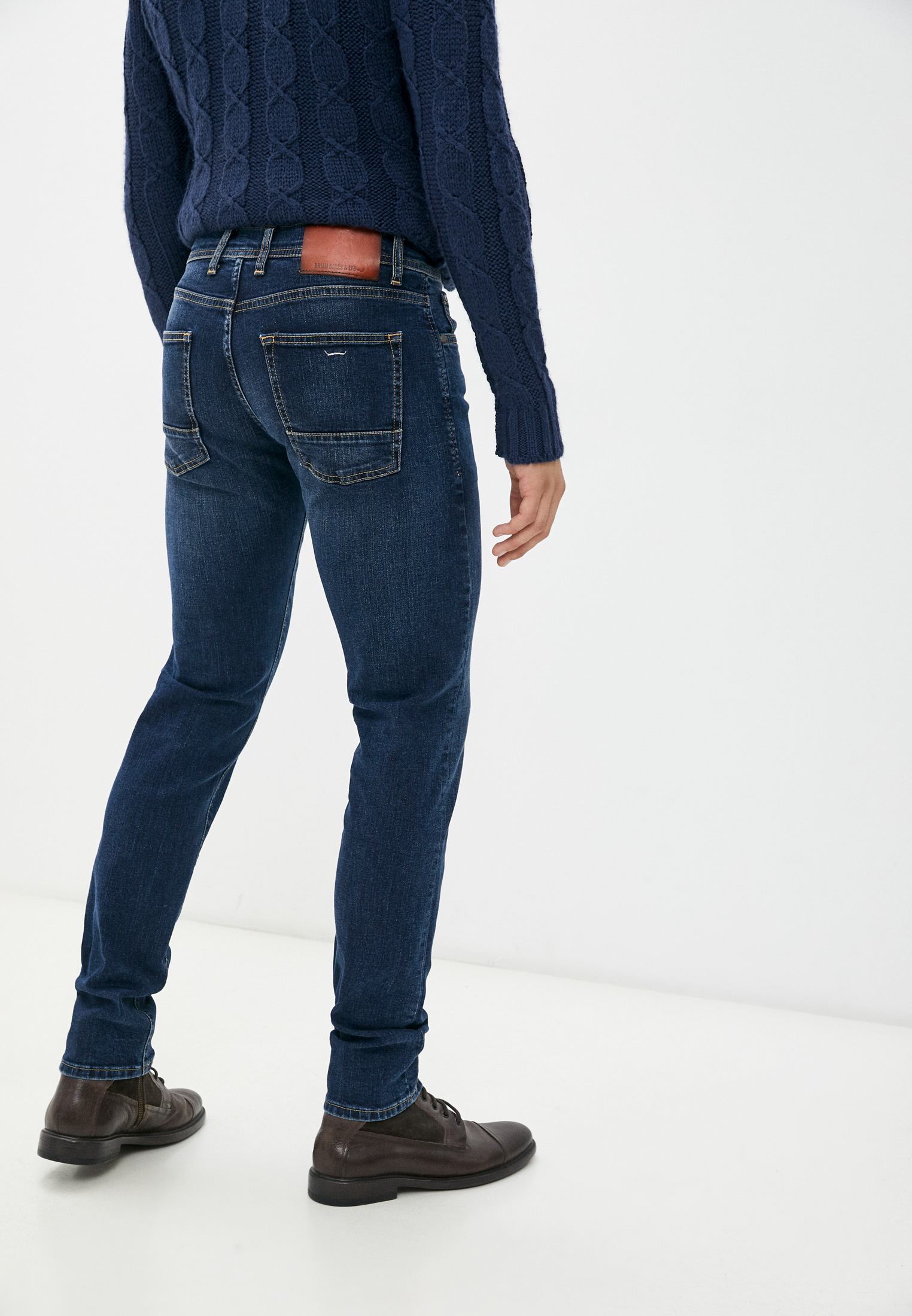 Зауженные джинсы BRIAN DALES NOAH_82211: изображение 4