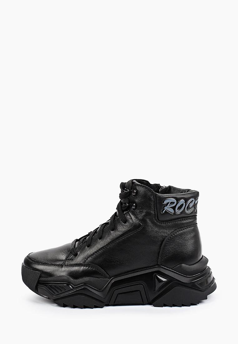 Женские ботинки B2B Black to Black Ботинки B2B Black to Black