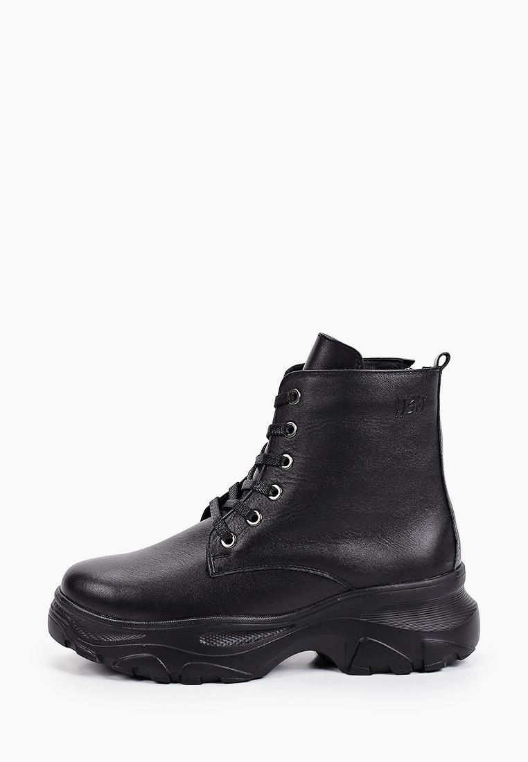 Женские ботинки MCM 5MM.BR02421.F