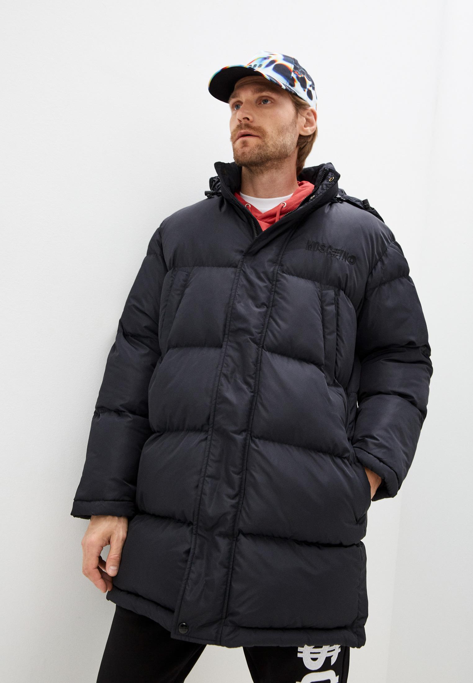 Пуховик Moschino Couture Куртка утепленная Moschino Couture