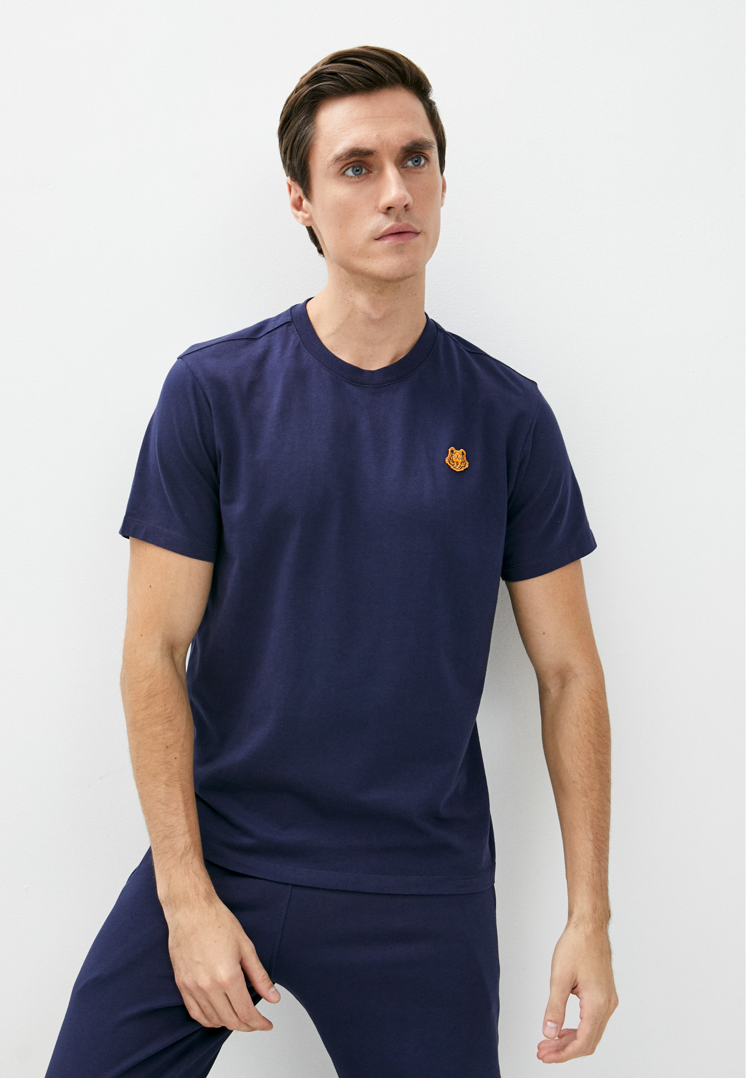 Мужская футболка Kenzo (Кензо) FB55TS0034SA