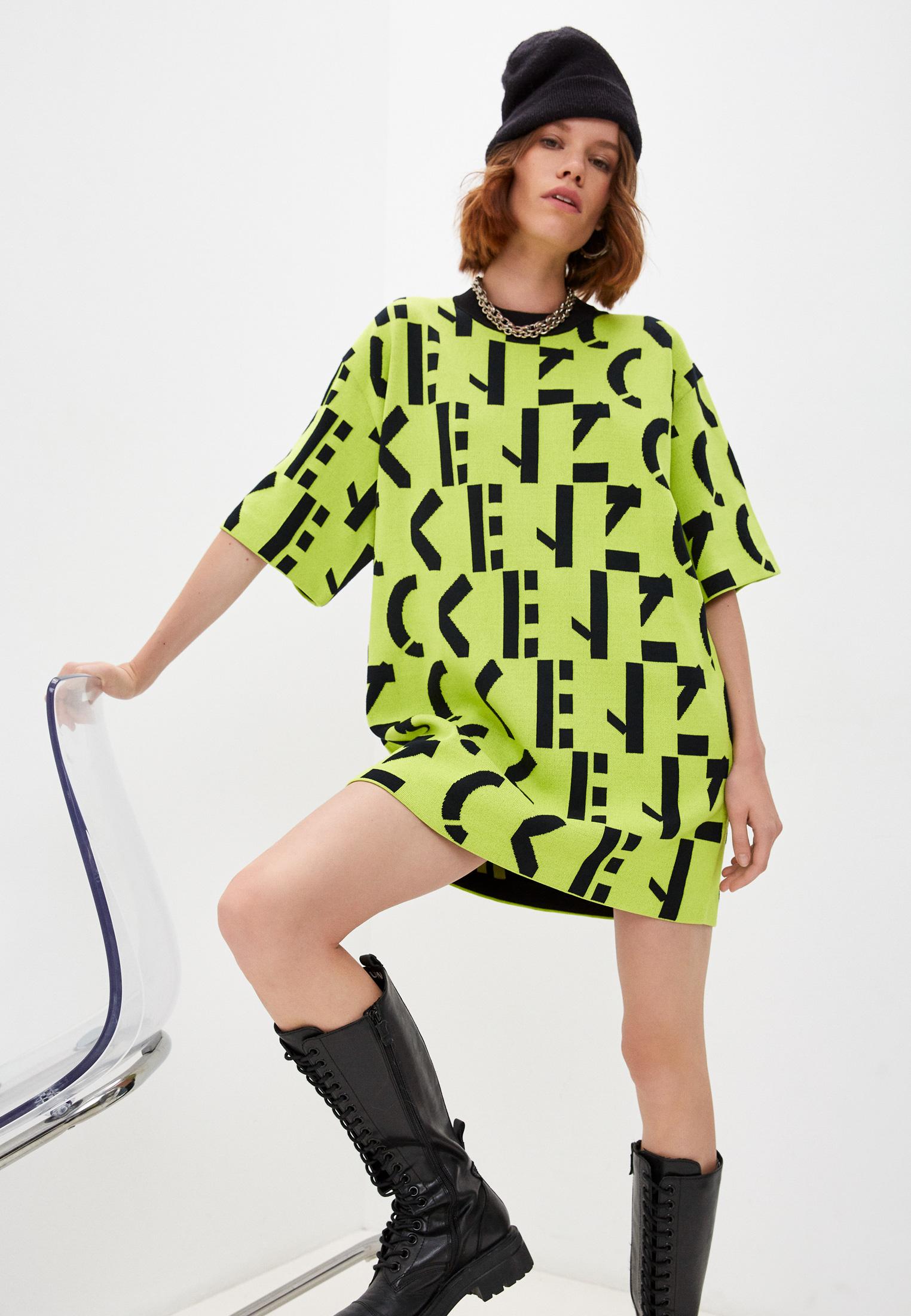 Вязаное платье Kenzo Платье Kenzo