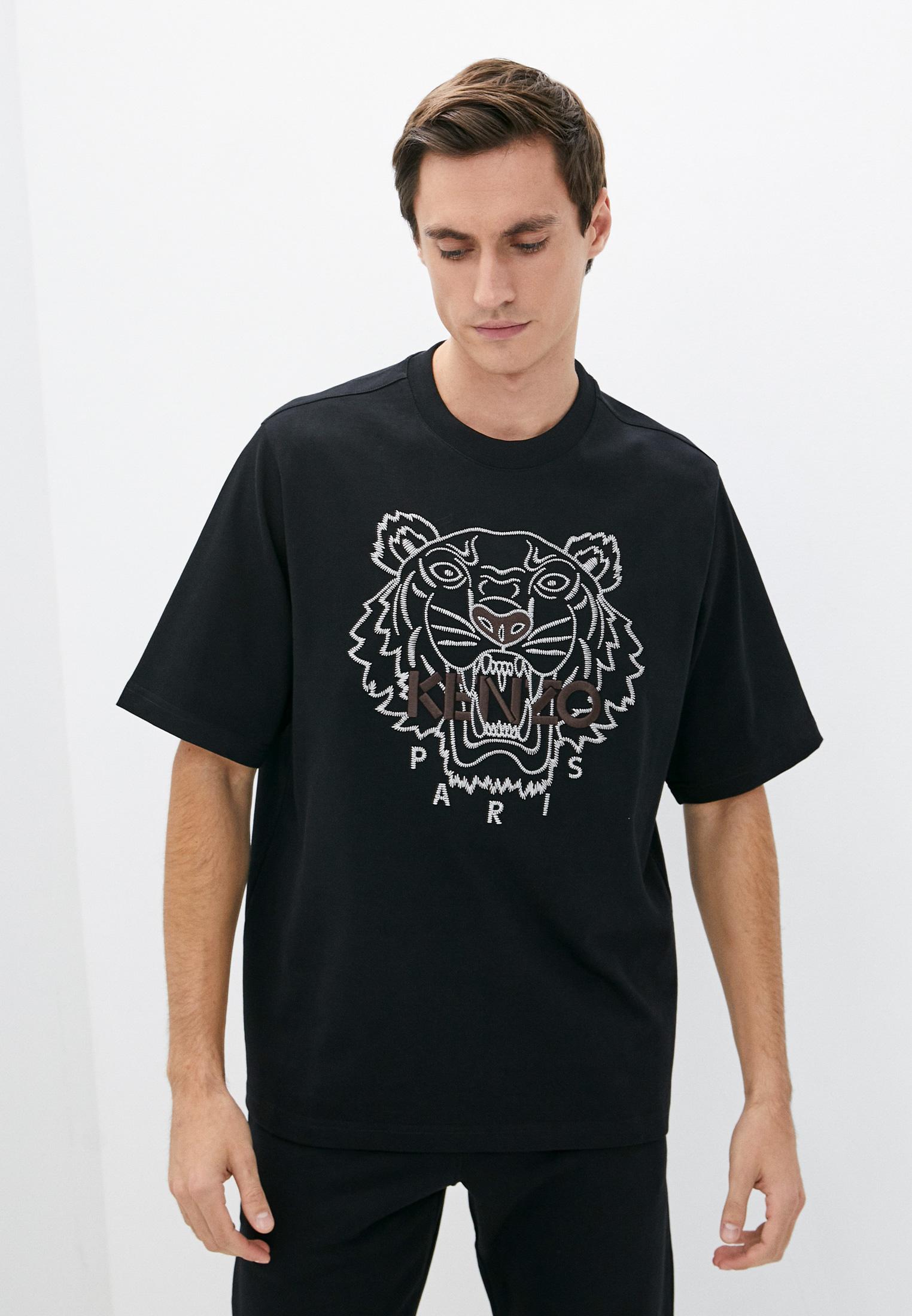 Мужская футболка Kenzo (Кензо) FB65TS0894YF