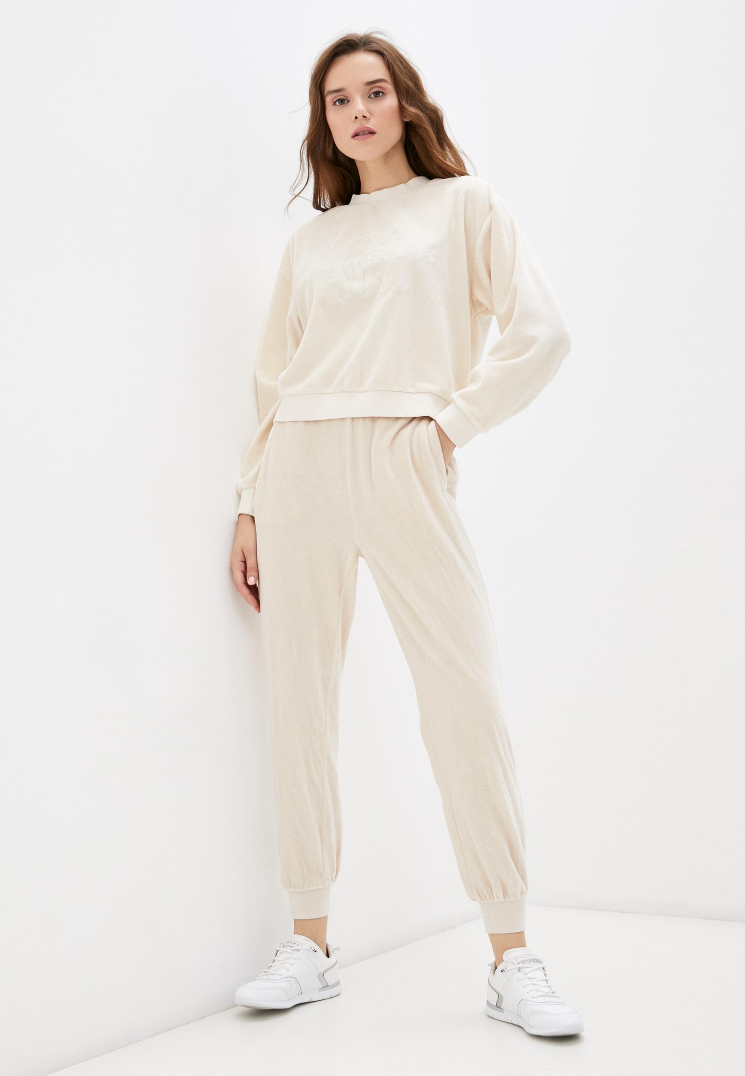 Женские спортивные брюки Calvin Klein Jeans J20J216432: изображение 2