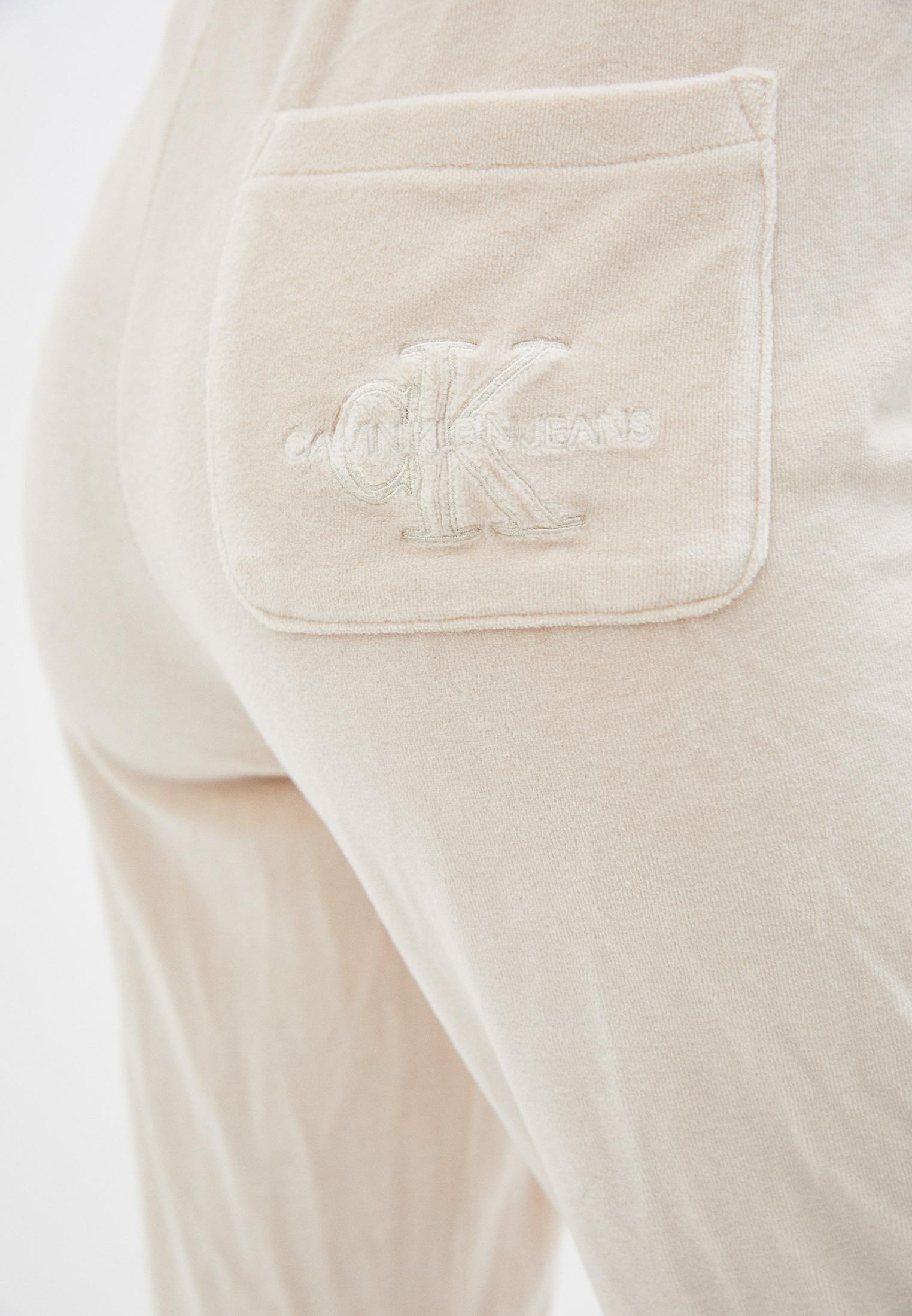 Женские спортивные брюки Calvin Klein Jeans J20J216432: изображение 4