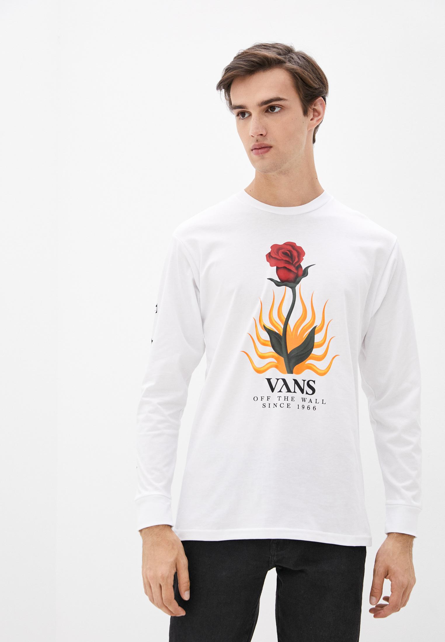 Футболка VANS (ВАНС) VA5FQNWHT