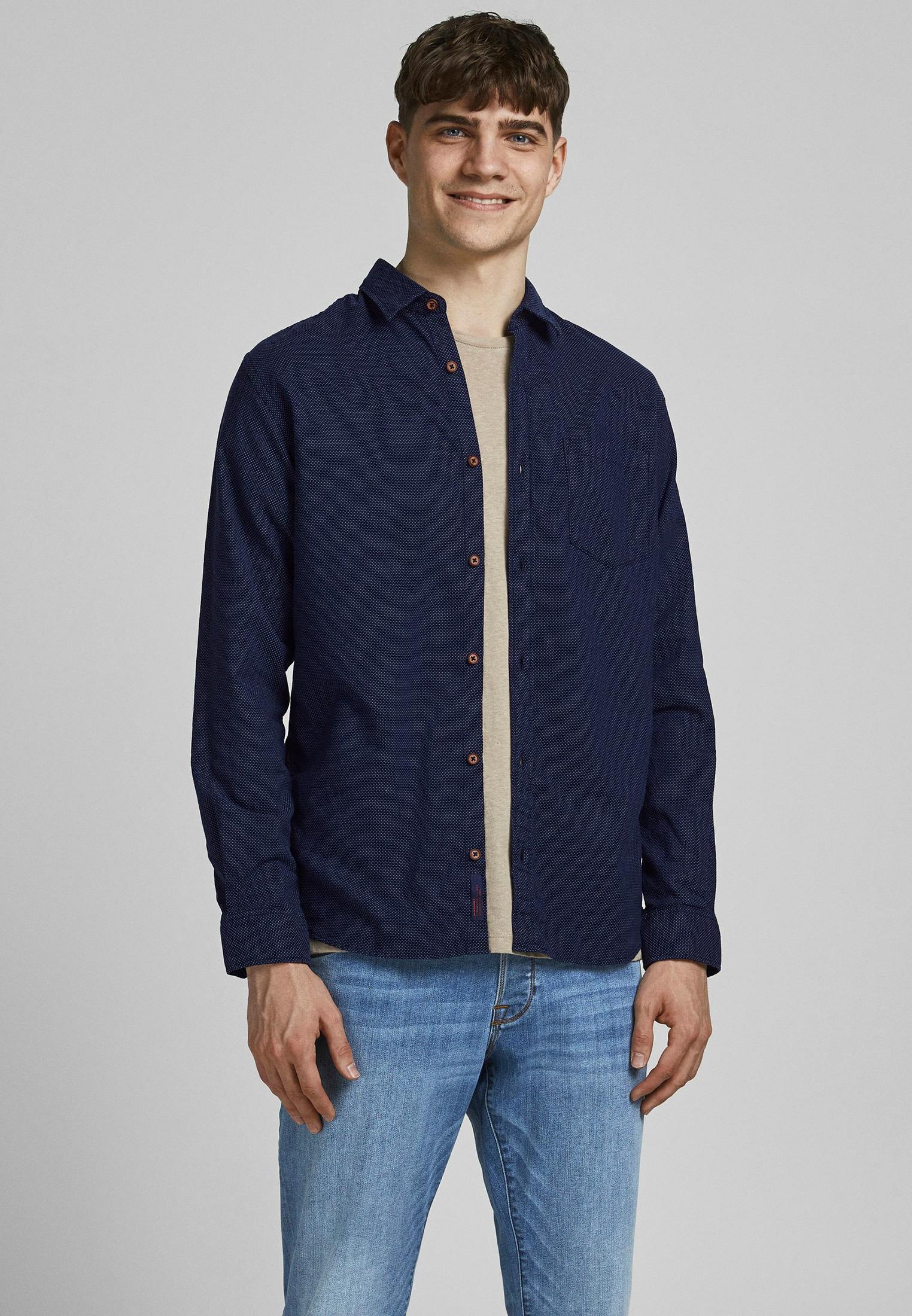 Рубашка с длинным рукавом Jack & Jones (Джек Энд Джонс) 12191162