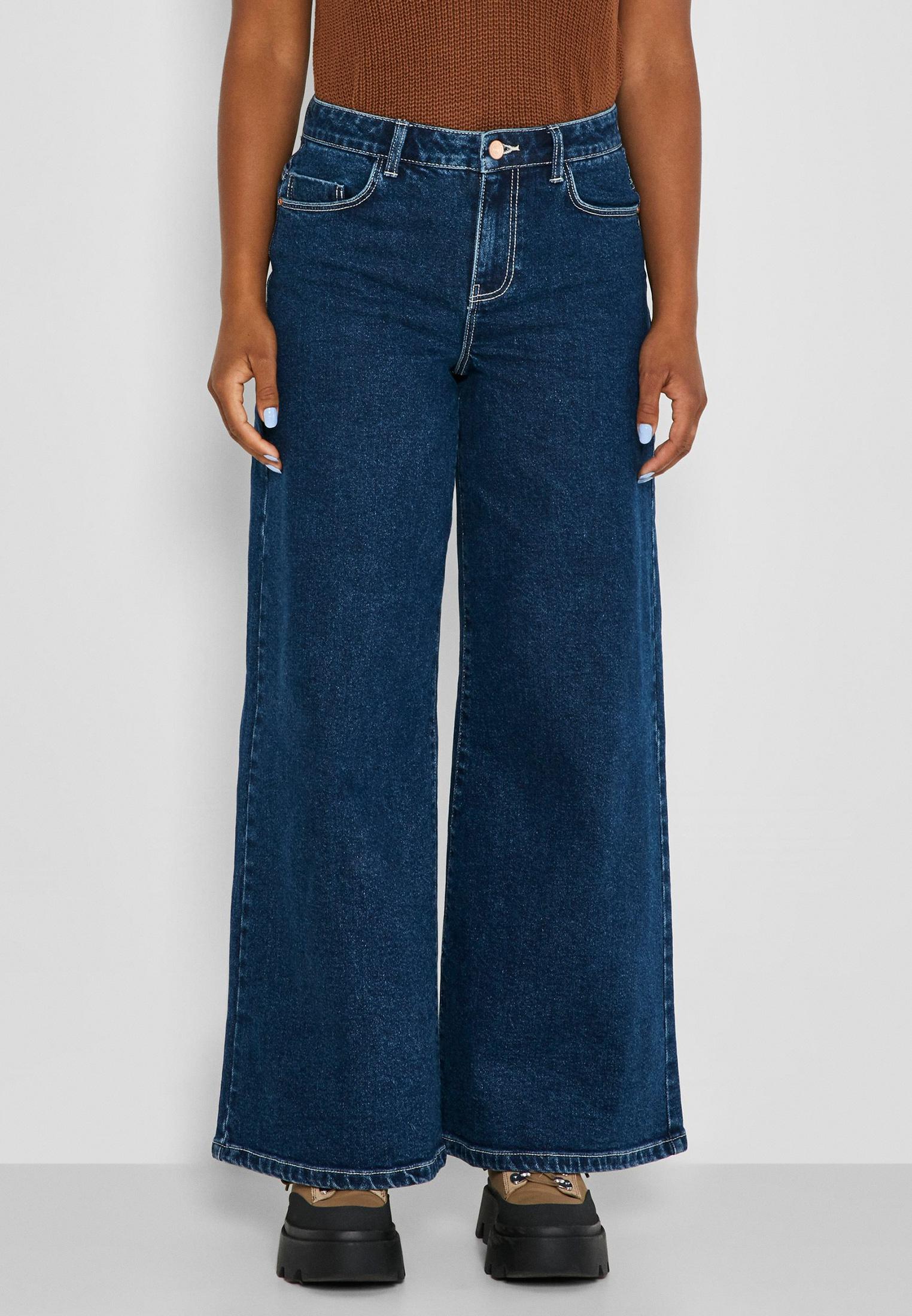 Широкие и расклешенные джинсы Noisy May 27017063
