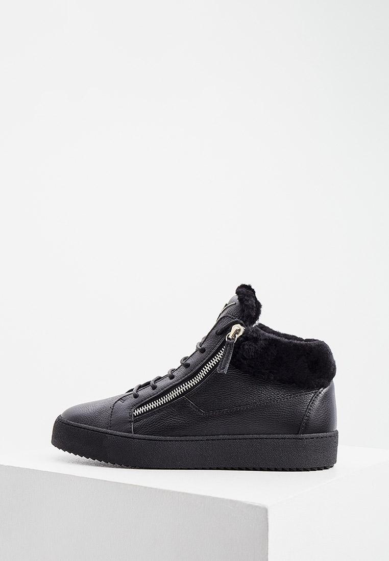 Мужские ботинки Giuseppe Zanotti Ботинки Giuseppe Zanotti