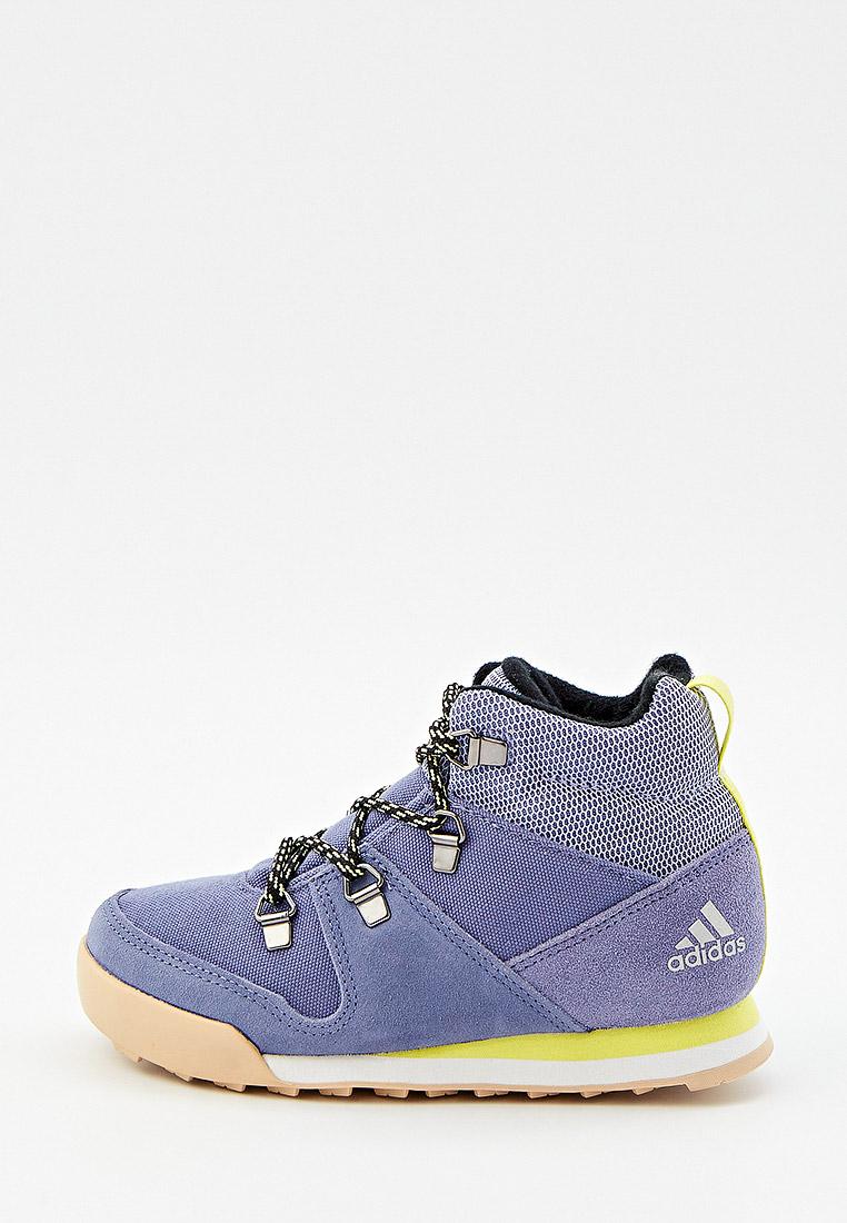 Ботинки для девочек Adidas (Адидас) FZ2604