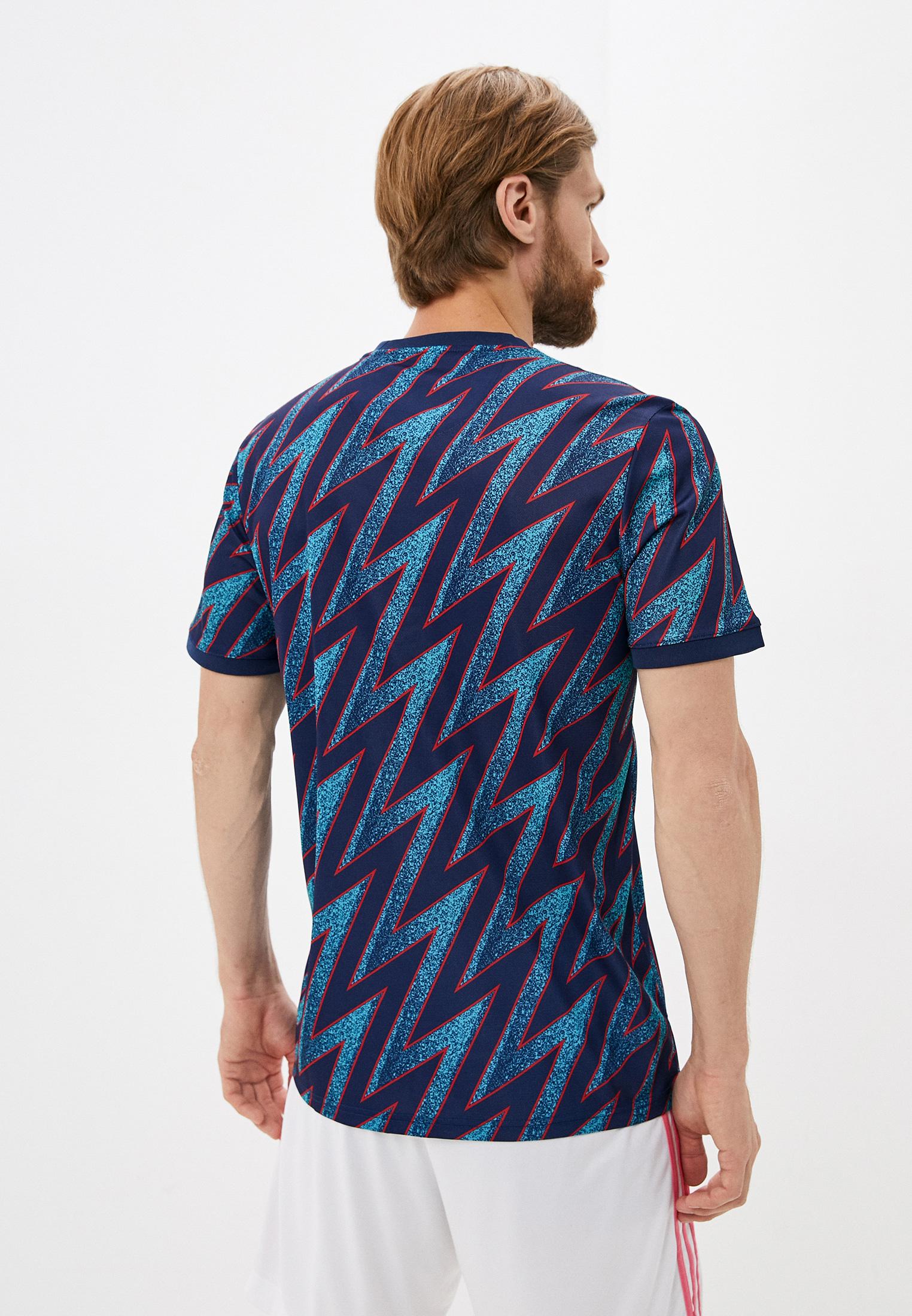 Спортивная футболка Adidas (Адидас) GM0213: изображение 3