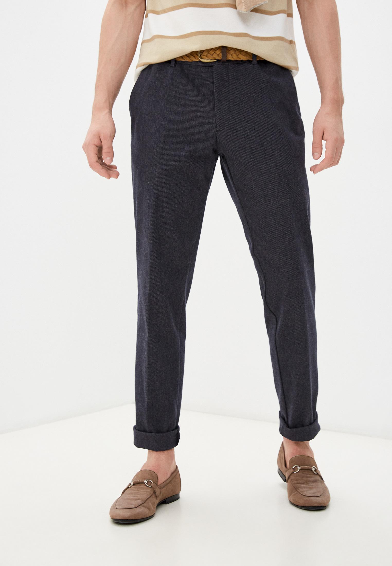 Мужские классические брюки Trussardi (Труссарди) 52P00125-1T005442