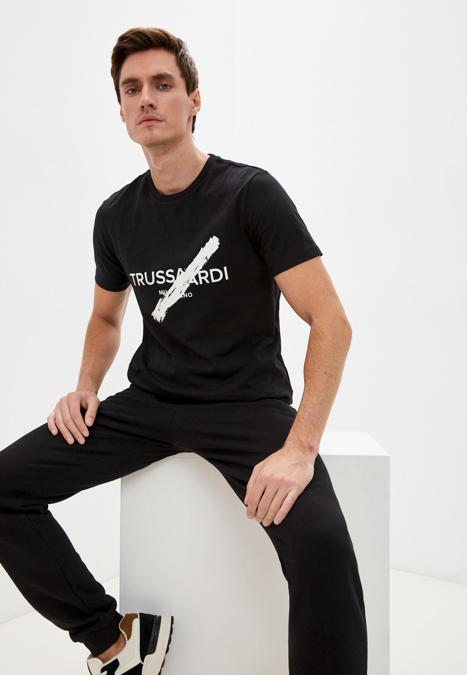 Мужская футболка Trussardi (Труссарди) 52T00521-1T005328