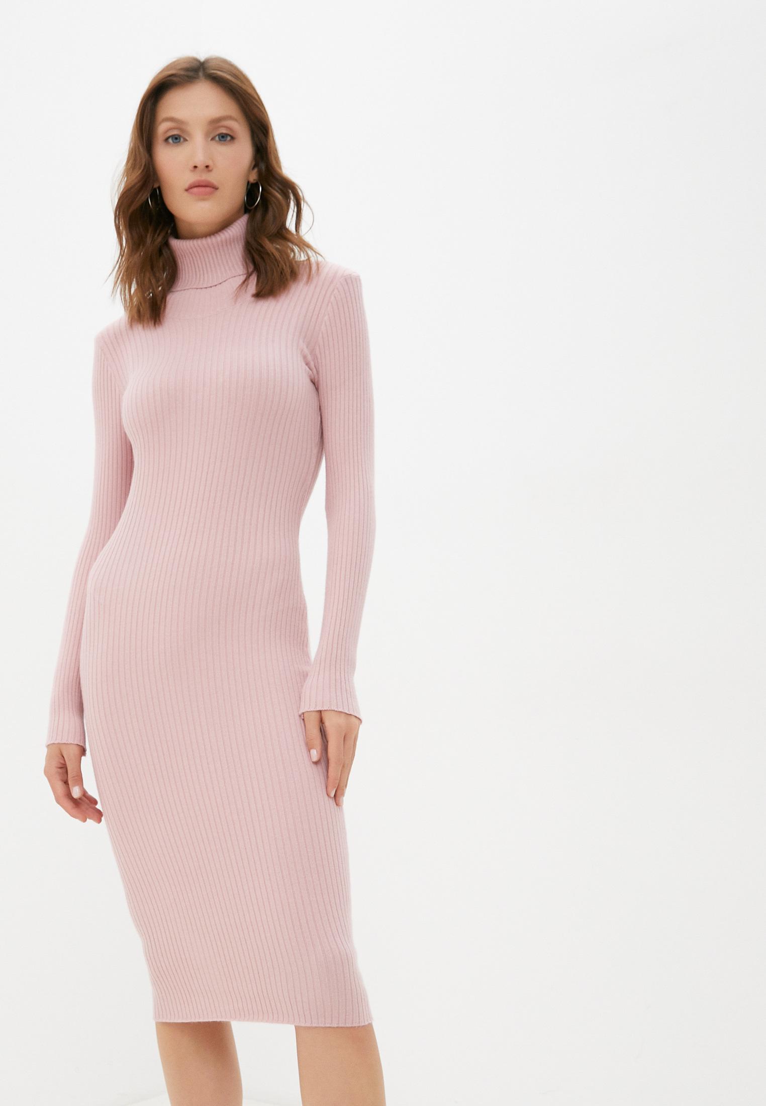Вязаное платье Pink Orange Платье Pink Orange