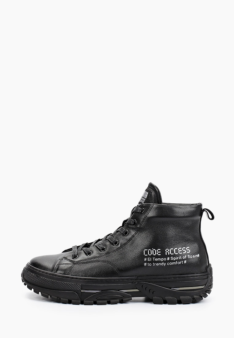 Мужские ботинки El Tempo CRA56_1285H-2_BLACK