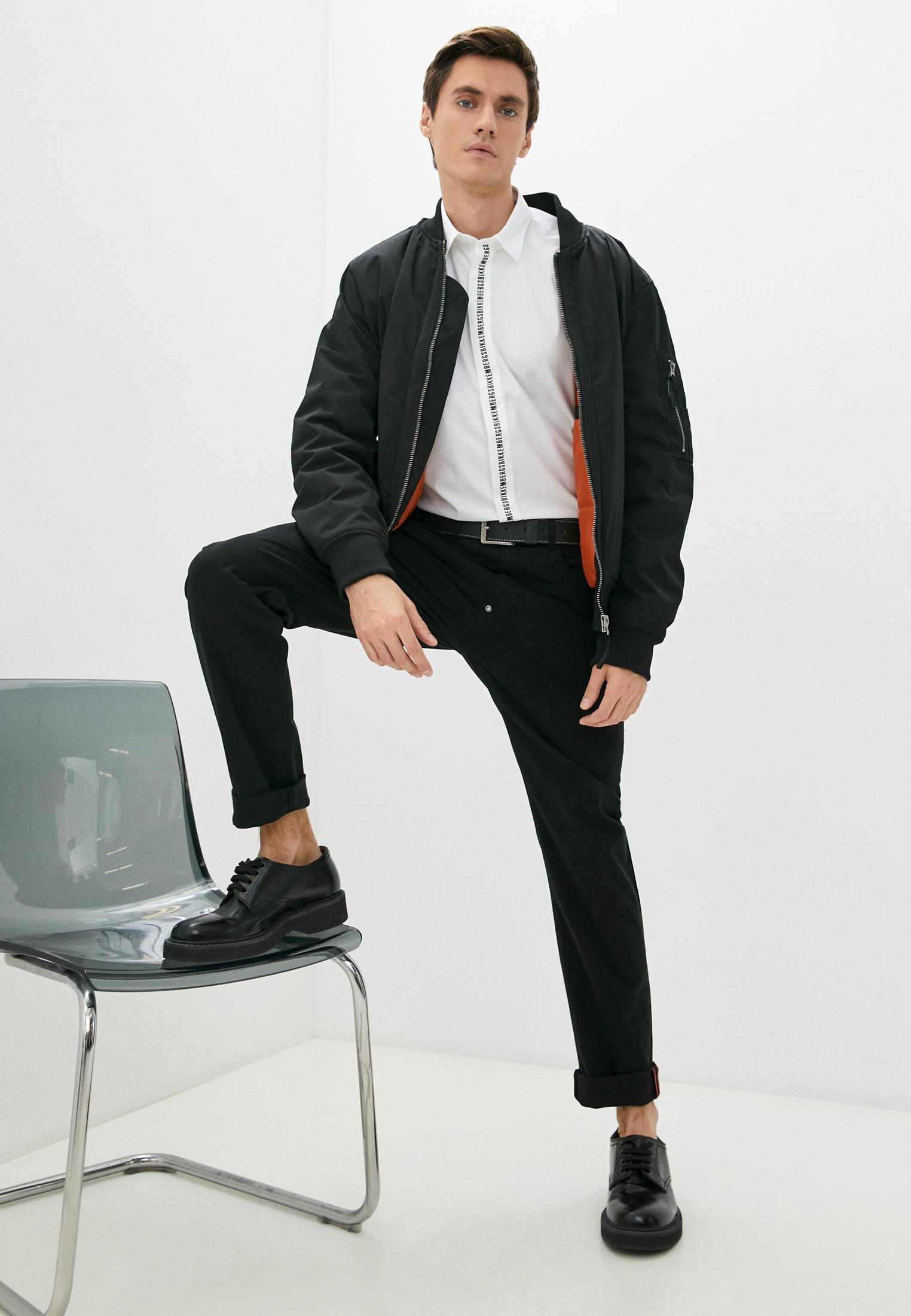 Мужские брюки Bikkembergs (Биккембергс) C Q 101 02 S 3279: изображение 3