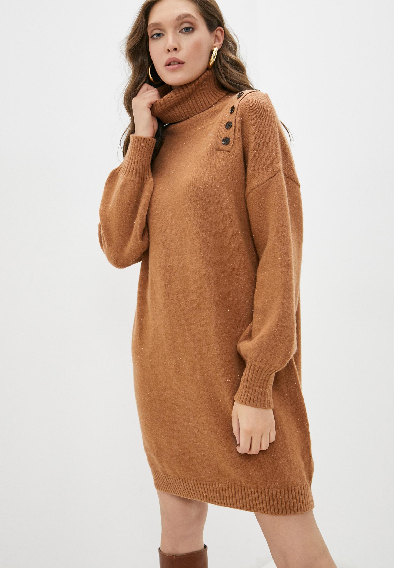 Вязаное платье By Swan AW293: изображение 1