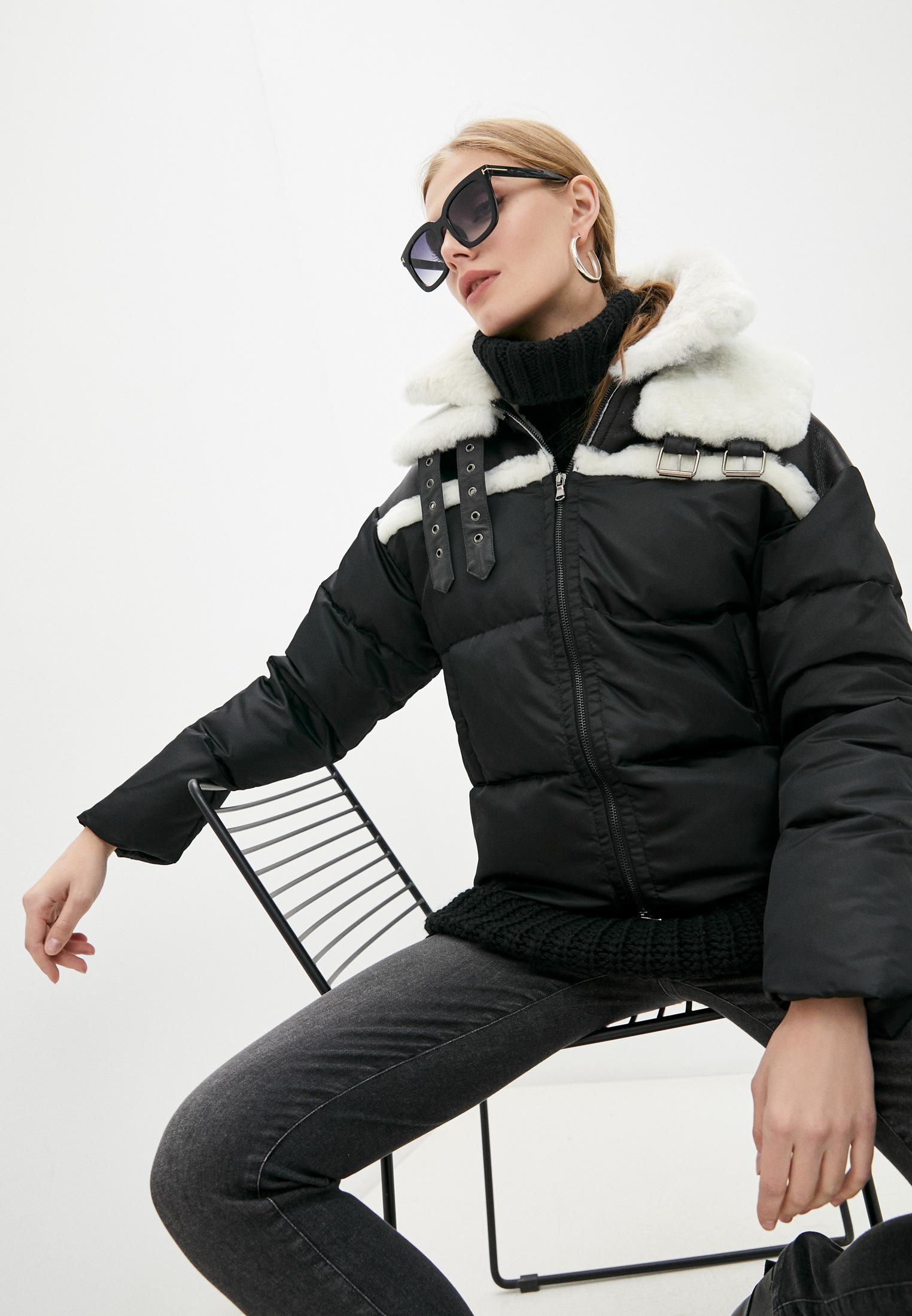 Утепленная куртка Forte Dei Marmi Couture 21WF1535