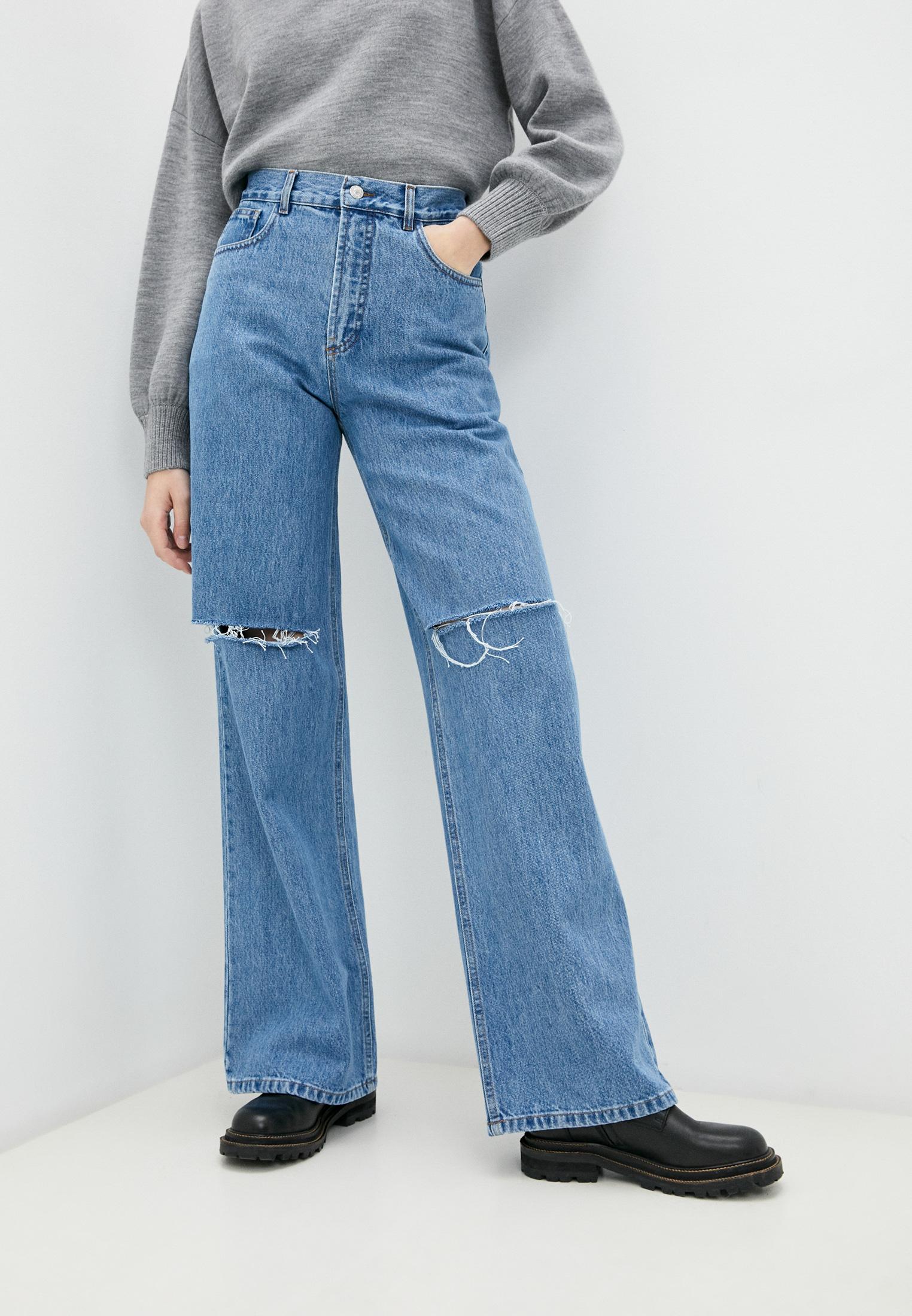 Широкие и расклешенные джинсы Forte Dei Marmi Couture Джинсы Forte Dei Marmi Couture