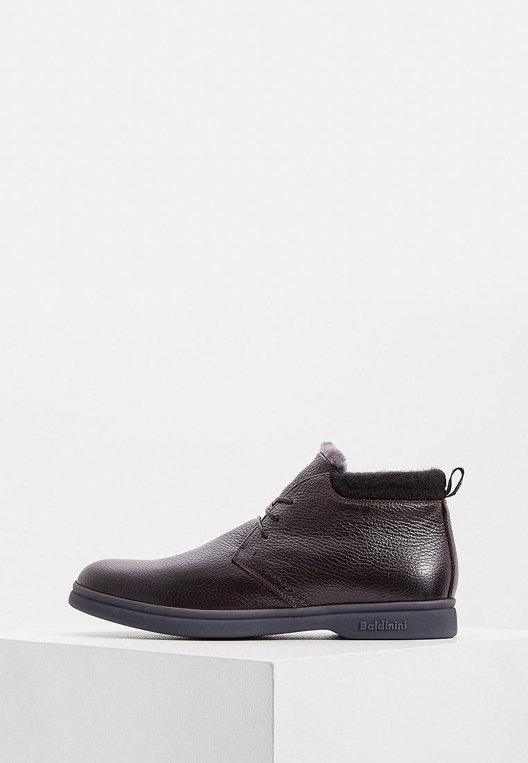 Мужские ботинки Baldinini (Балдинини) U2B397CEKAEBNE: изображение 1