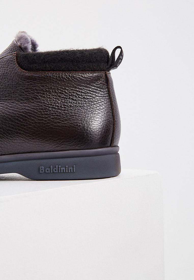 Мужские ботинки Baldinini (Балдинини) U2B397CEKAEBNE: изображение 3