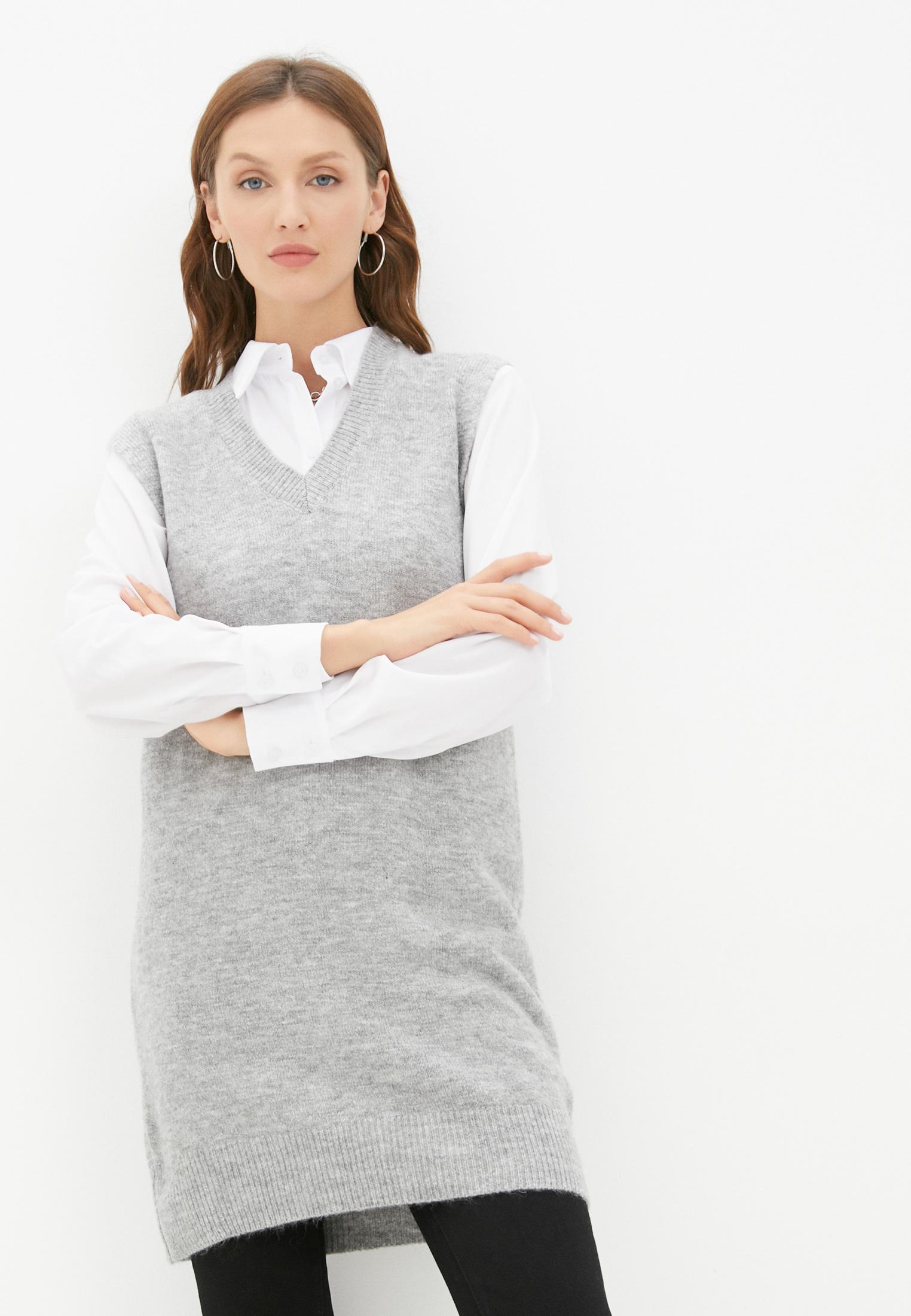 Вязаное платье Trendyol TWOAW22EL0030