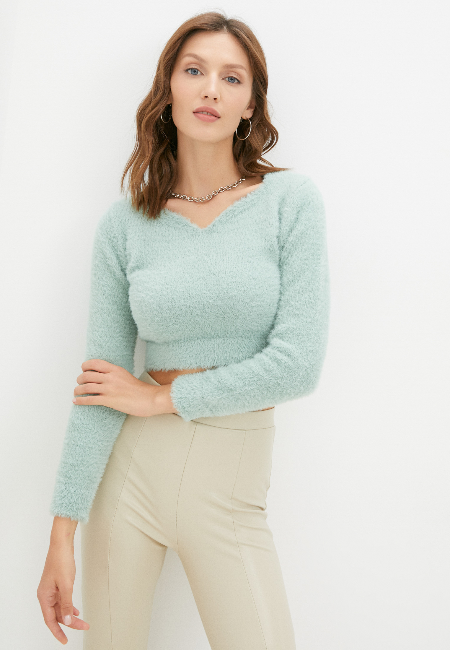 Пуловер Trendyol Пуловер Trendyol