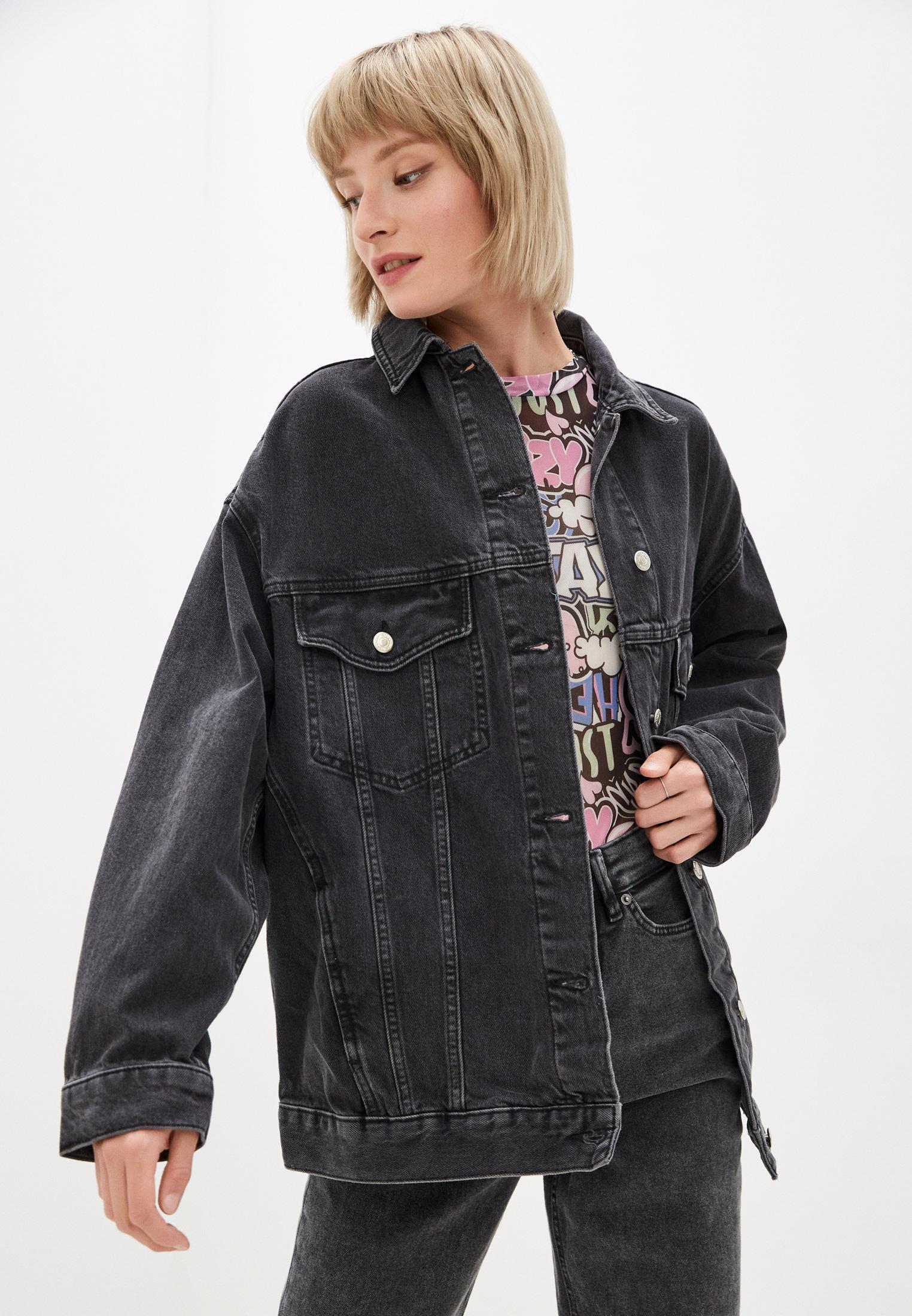 Джинсовая куртка Topshop (Топ Шоп) 05J35TWBK