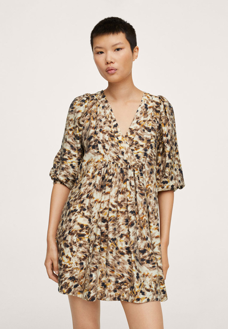 Платье Mango (Манго) 17013776