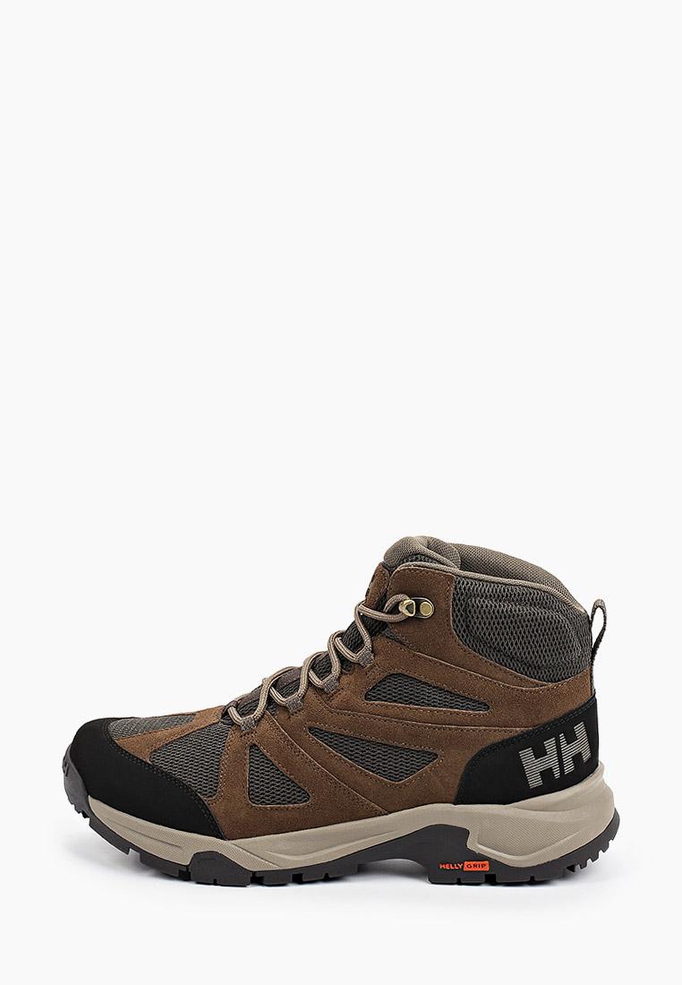 Спортивные мужские ботинки Helly Hansen (Хэлли Хэнсон) Ботинки трекинговые Helly Hansen