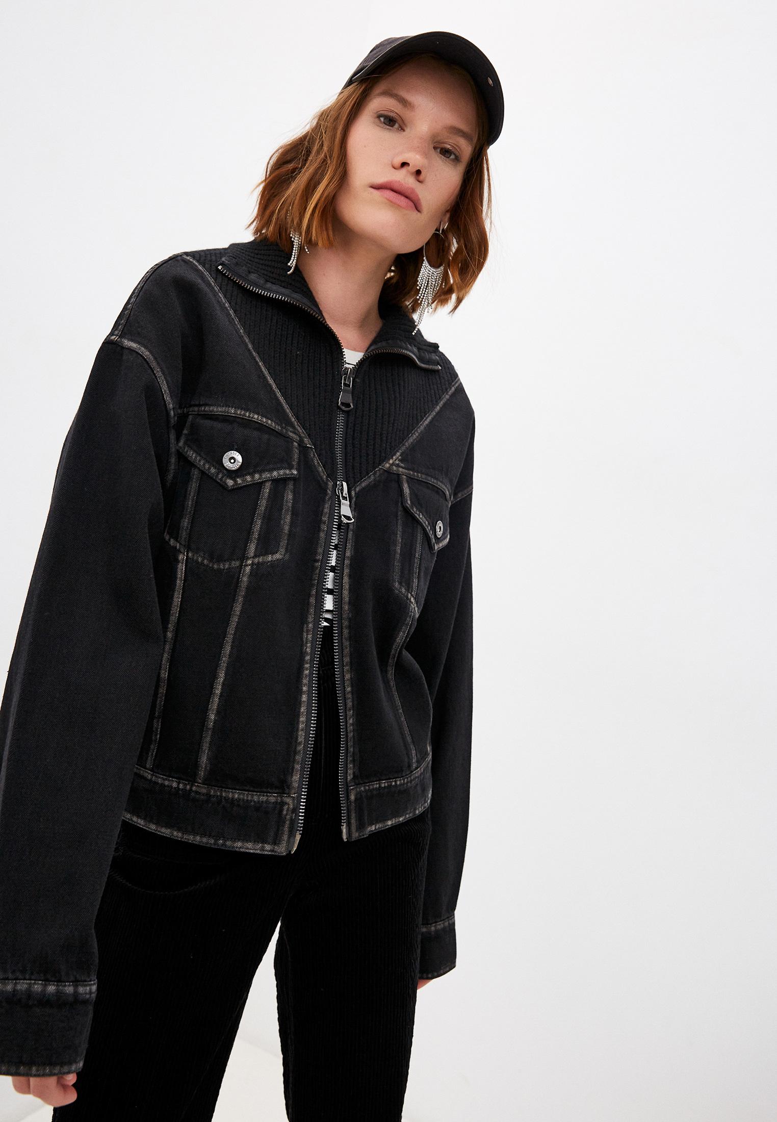 Джинсовая куртка Twinset Milano Куртка джинсовая Twinset Milano