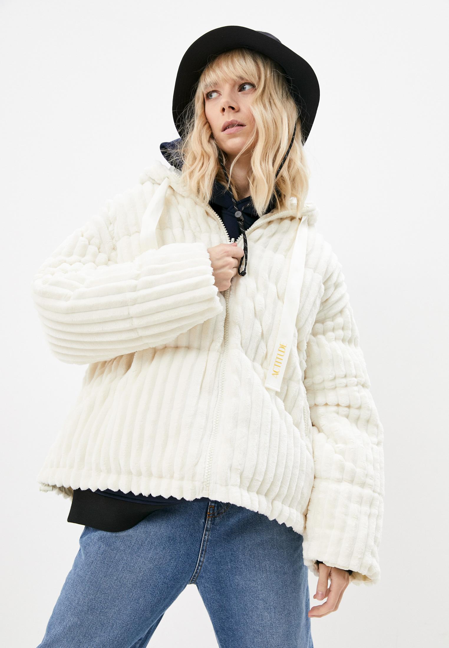 Утепленная куртка Twinset Milano 212AP224A