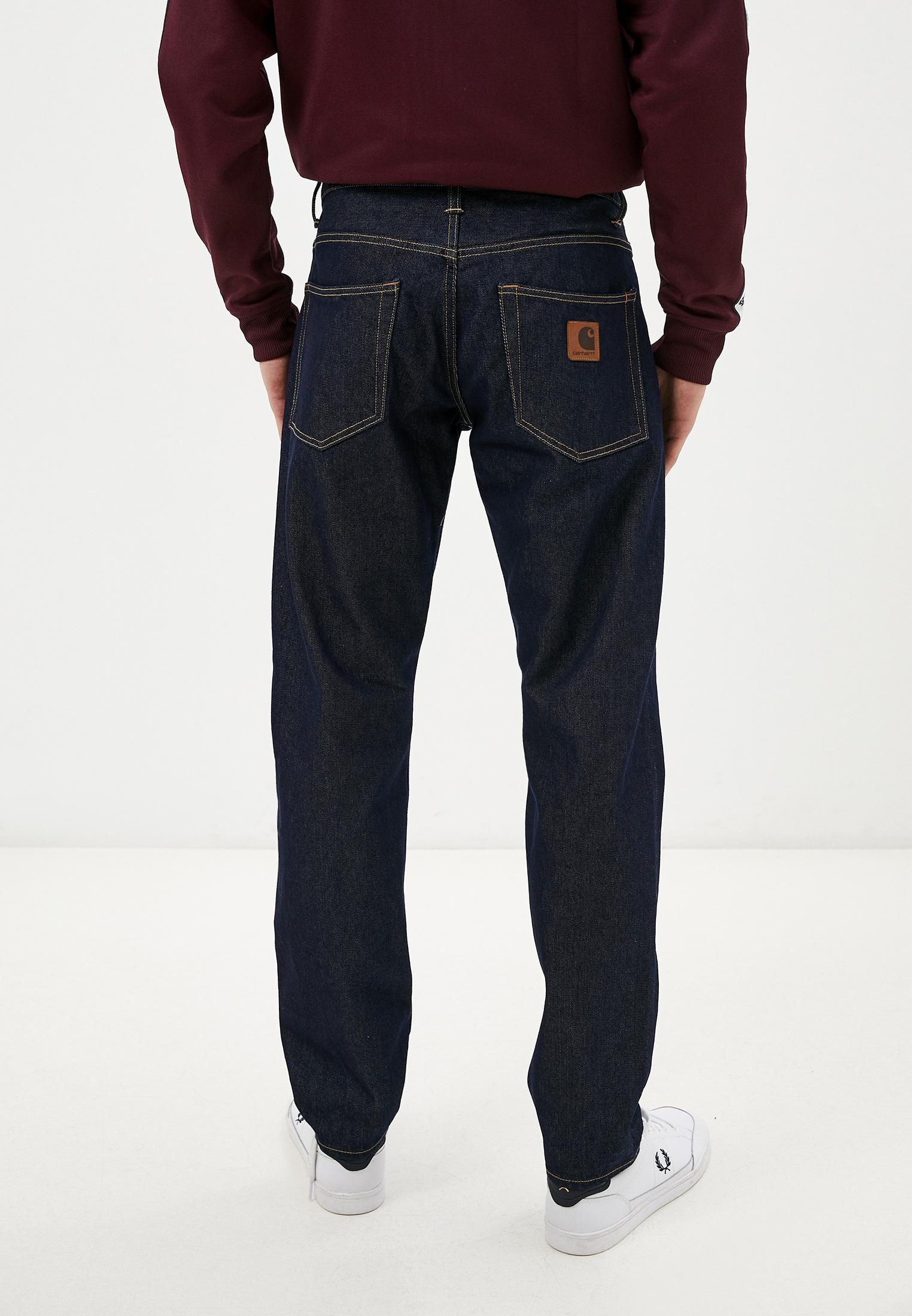 Мужские прямые джинсы Carhartt WIP I029207: изображение 7