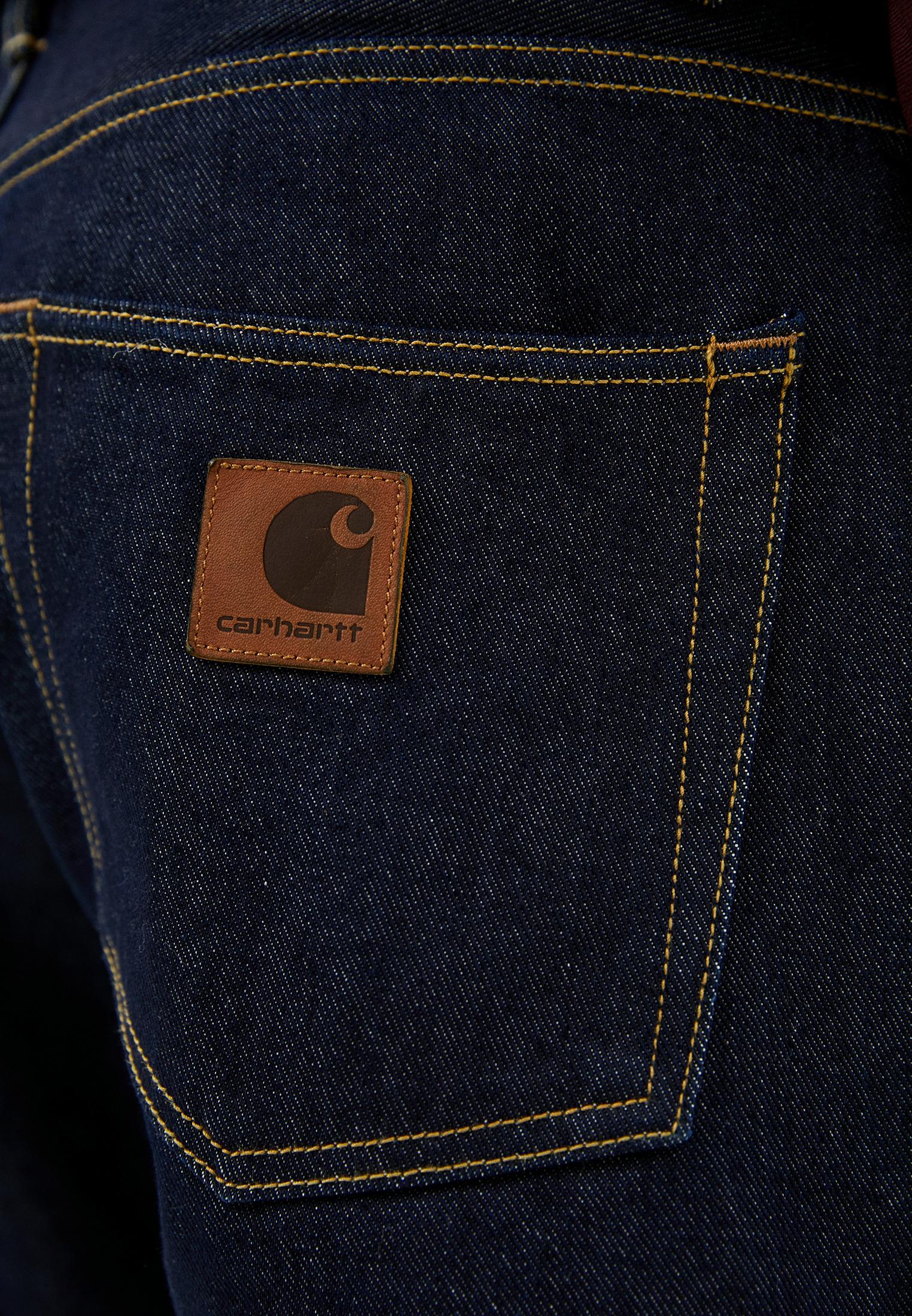 Мужские прямые джинсы Carhartt WIP I029207: изображение 8