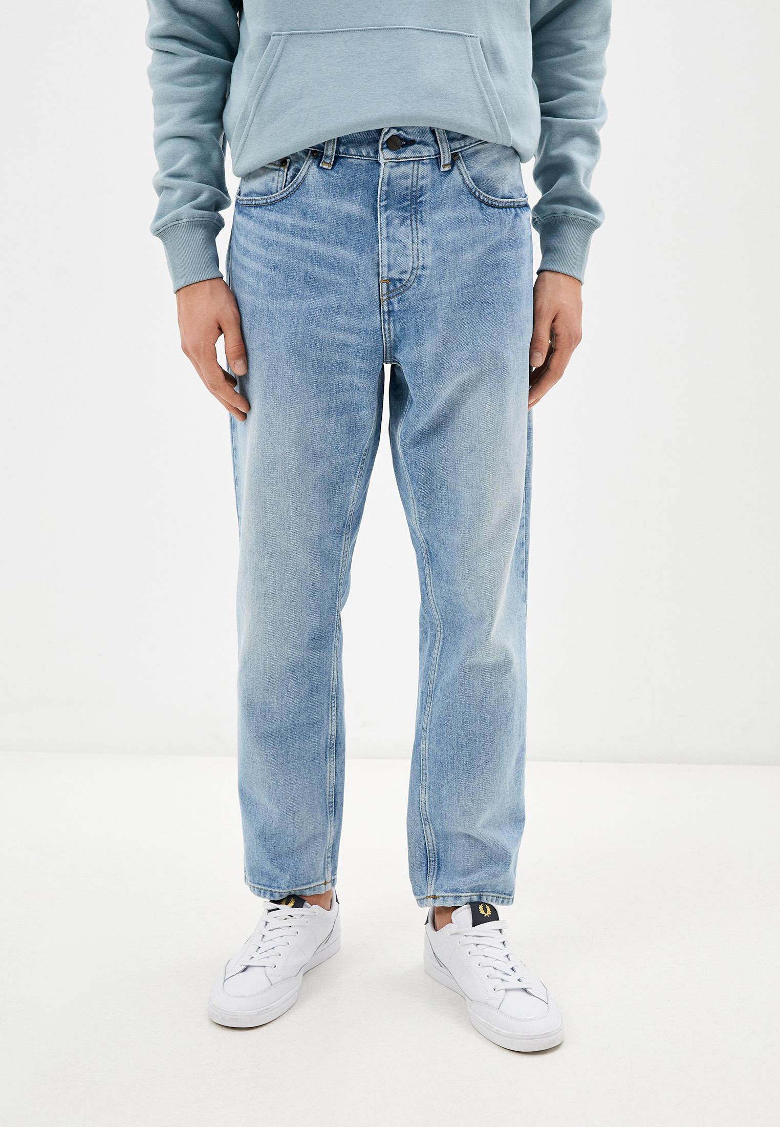 Мужские прямые джинсы Carhartt WIP Джинсы Carhartt WIP