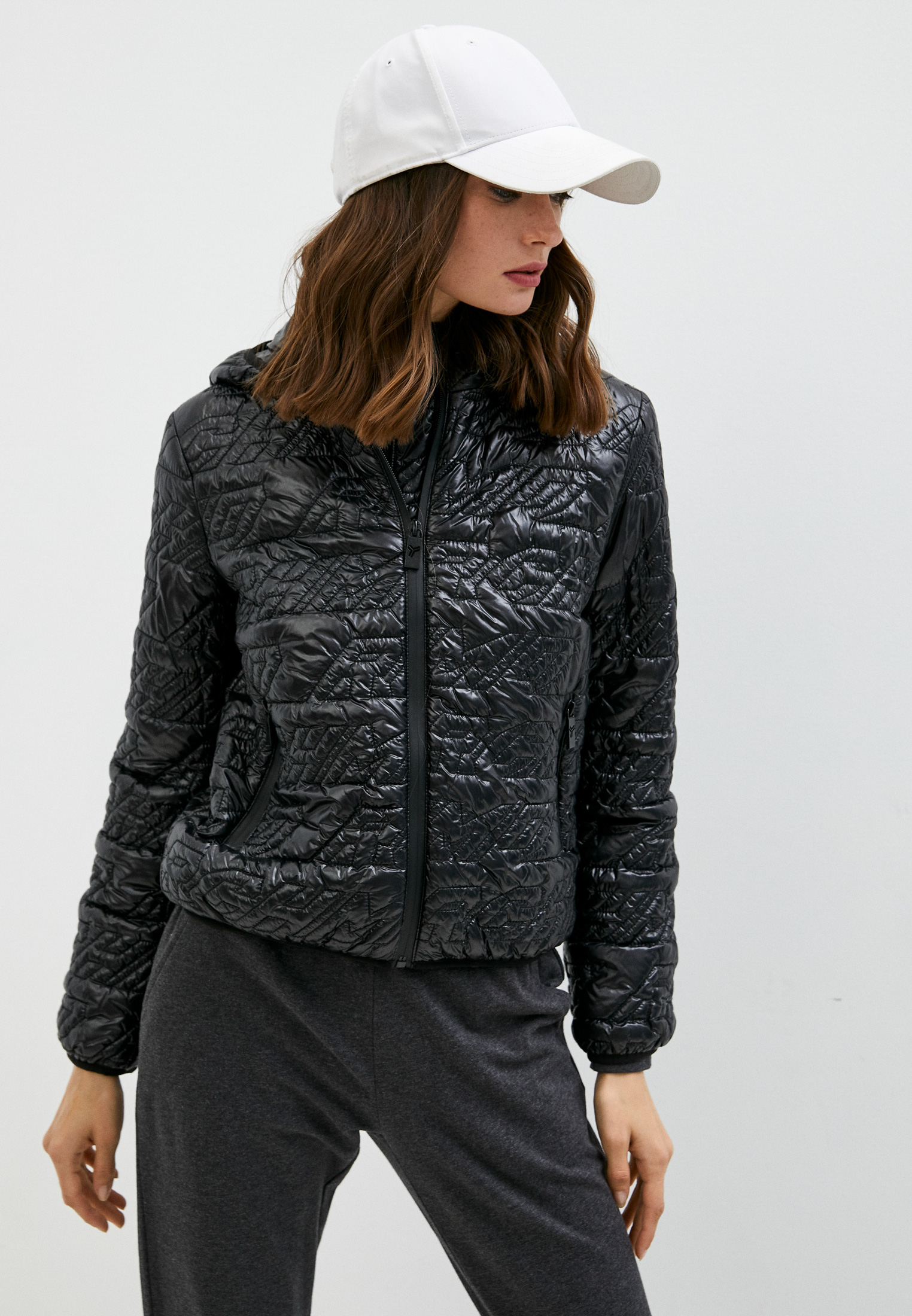 Утепленная куртка Richmond Sport UWA21036PI