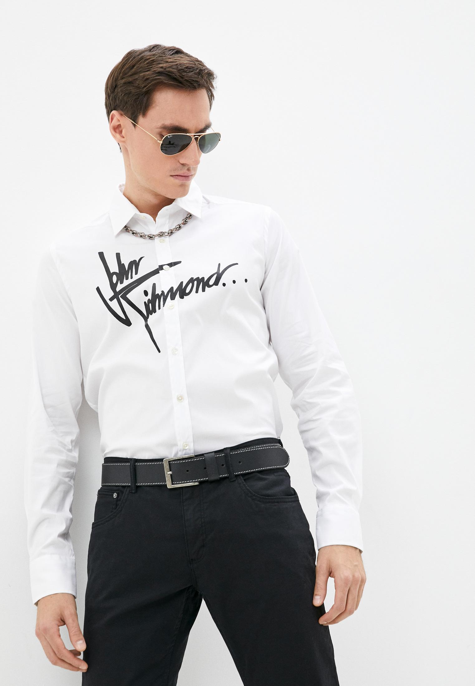 Рубашка с длинным рукавом John Richmond (Джон Ричмонд) RMA20154CA