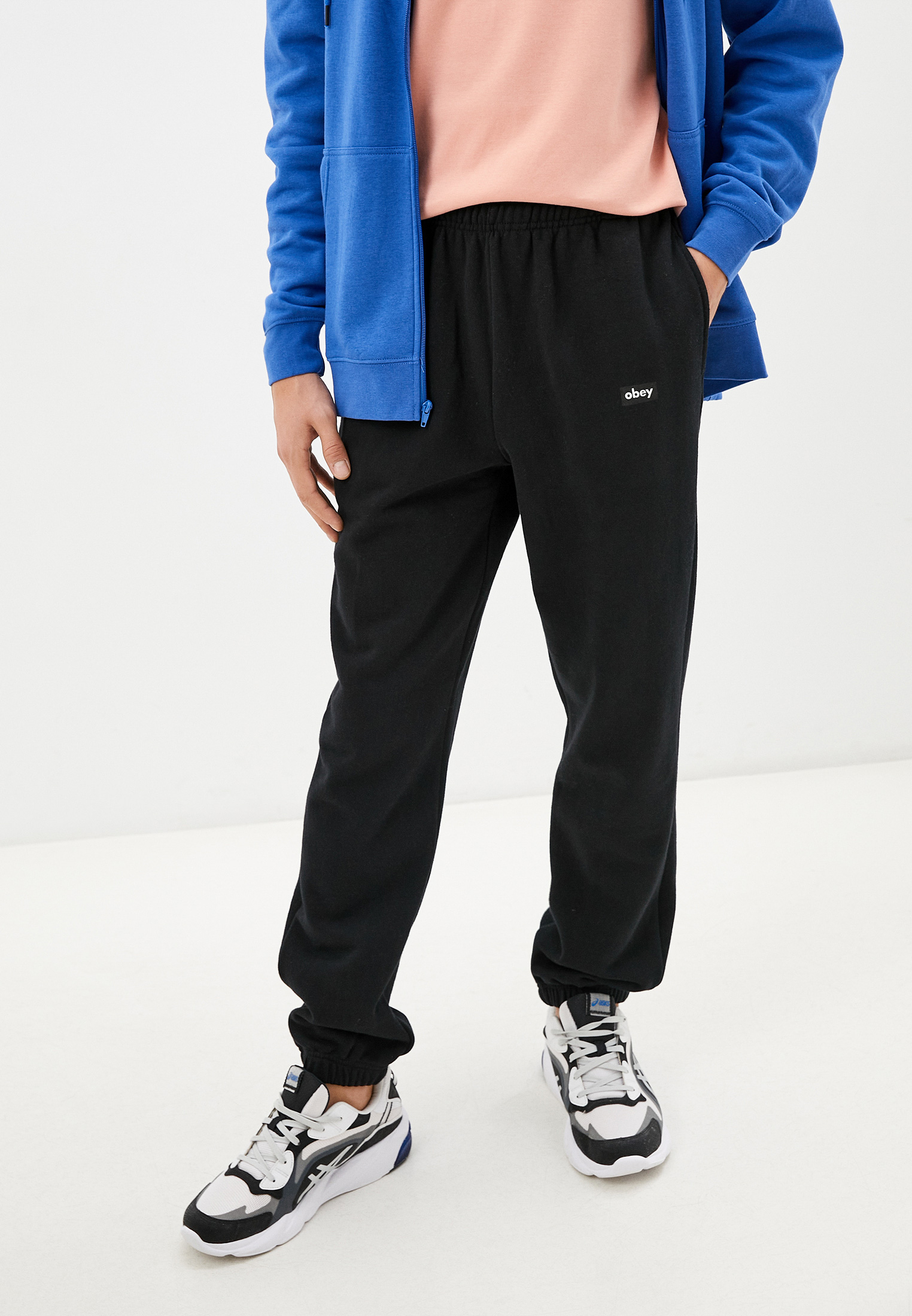 Мужские спортивные брюки Obey 247551986