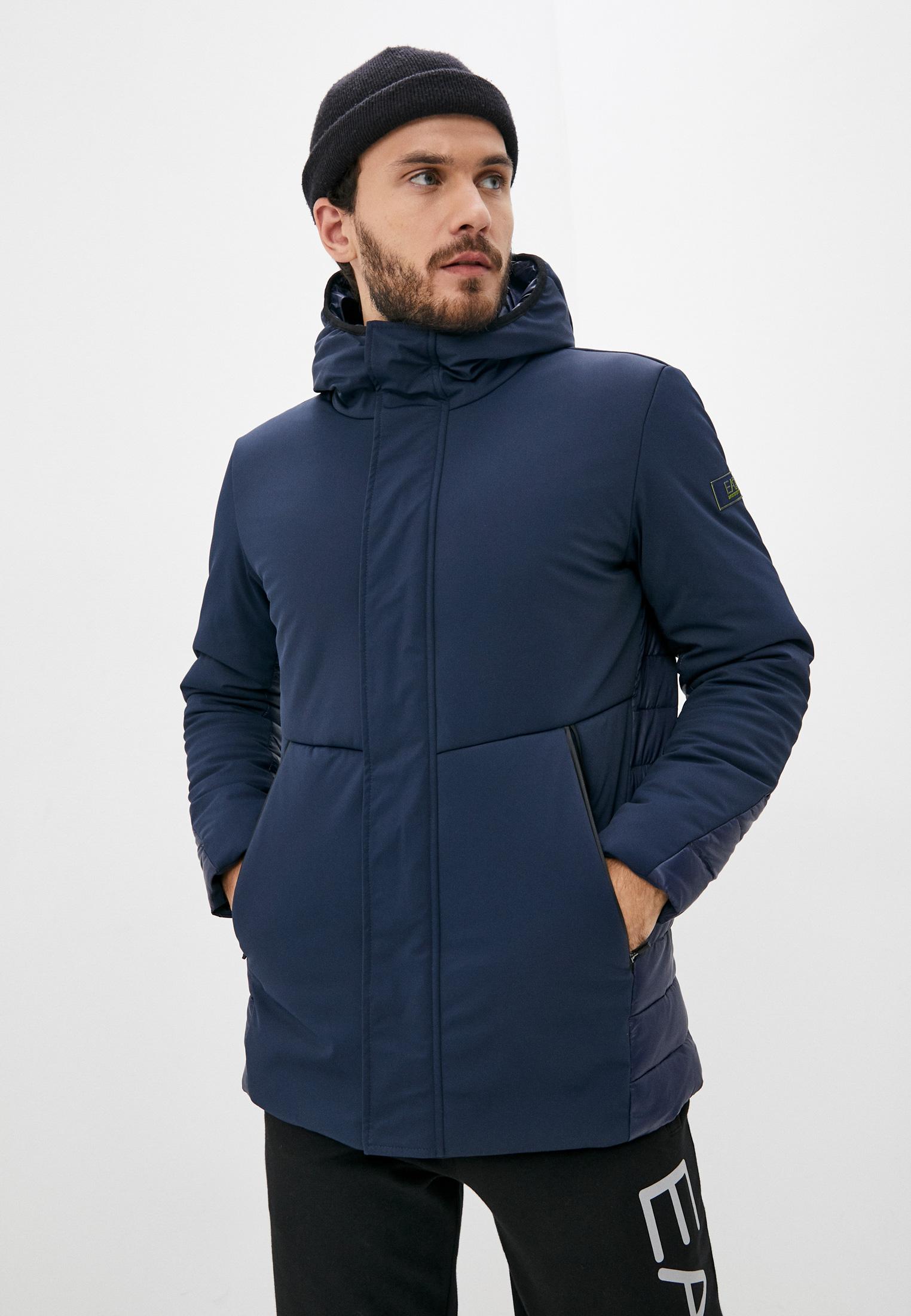 Утепленная куртка EA7 Куртка утепленная EA7