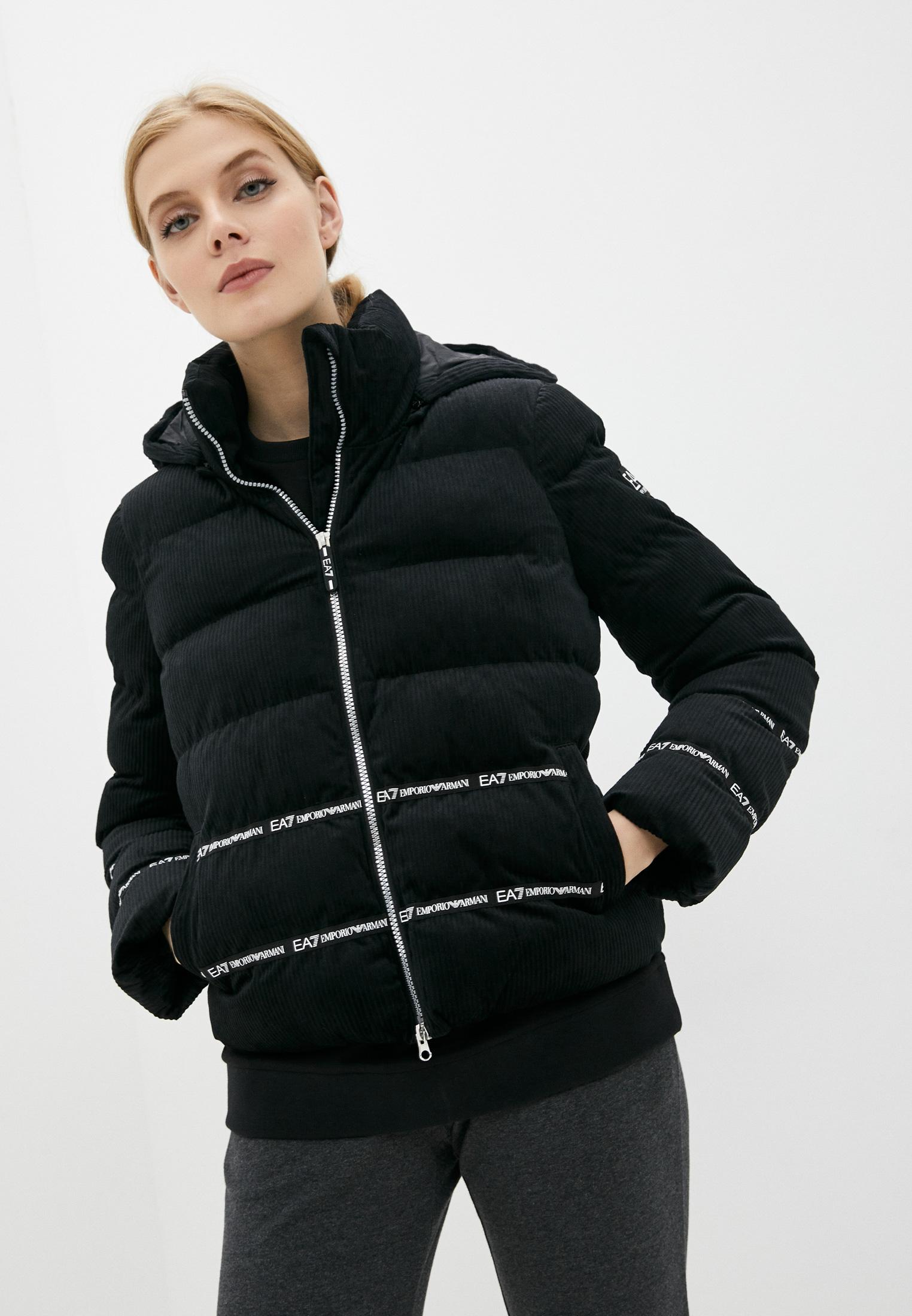 Утепленная куртка EA7 6KTB08 TN4LZ