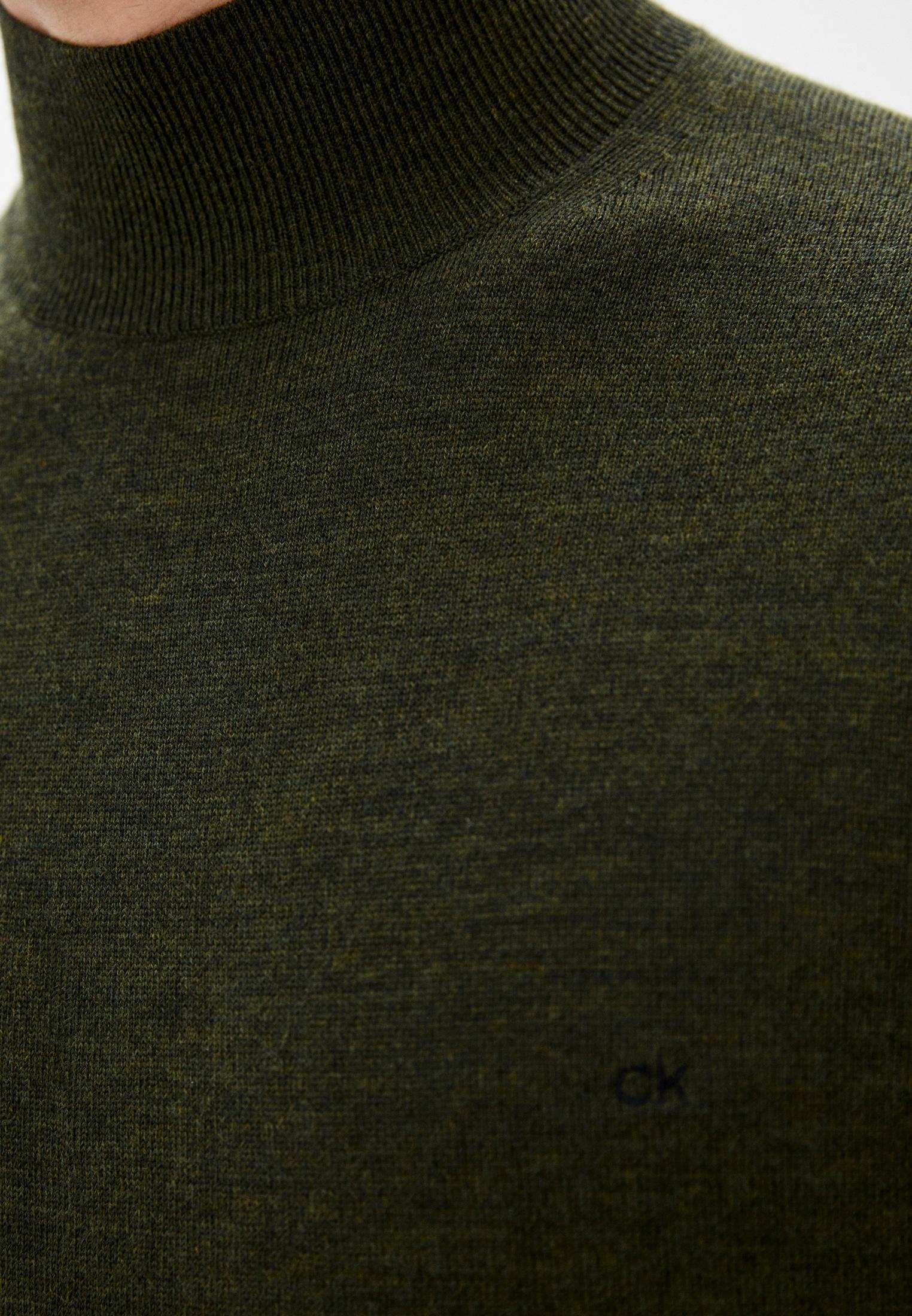 Водолазка Calvin Klein (Кельвин Кляйн) K10K102736: изображение 5