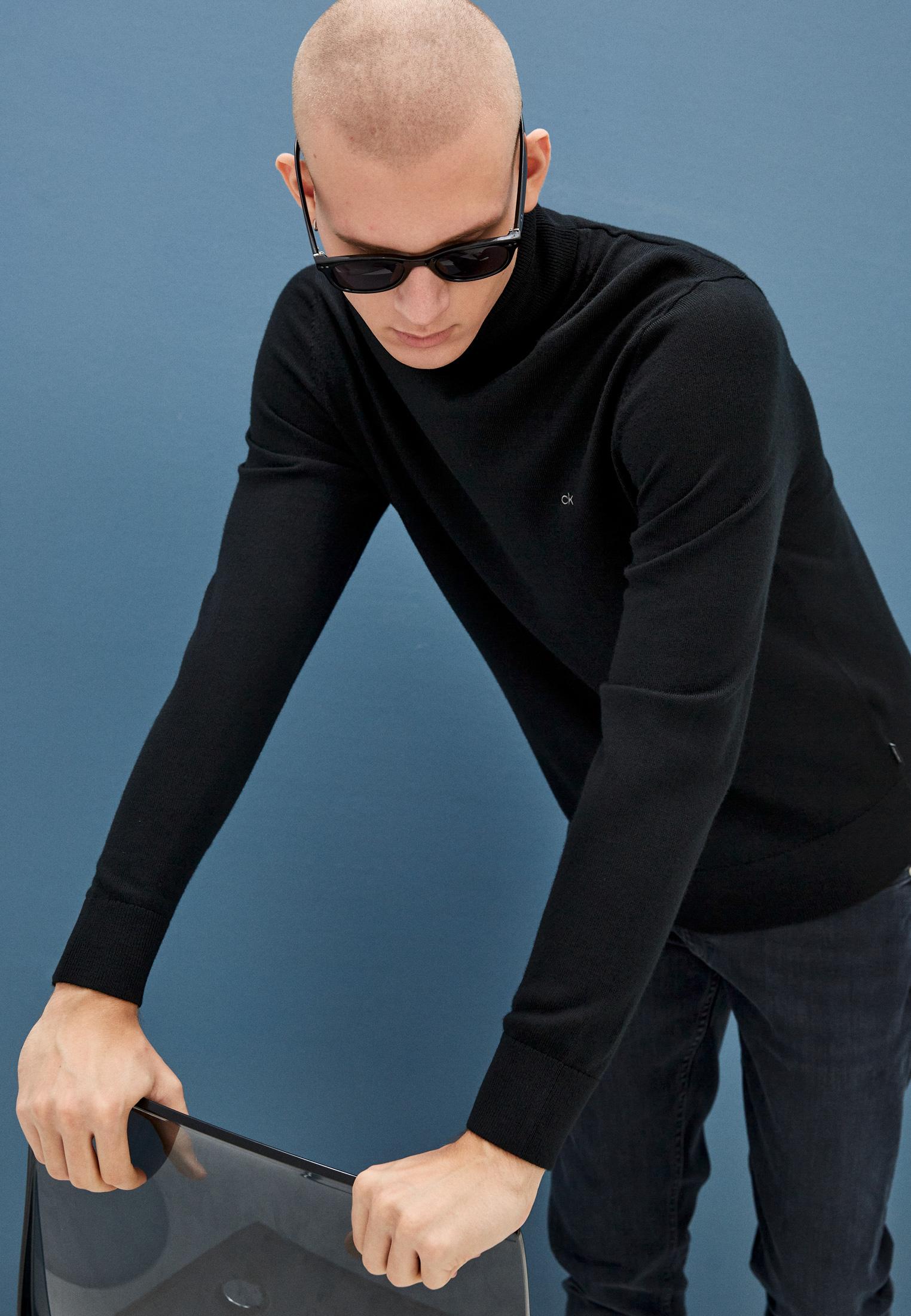 Водолазка Calvin Klein (Кельвин Кляйн) K10K102751: изображение 11