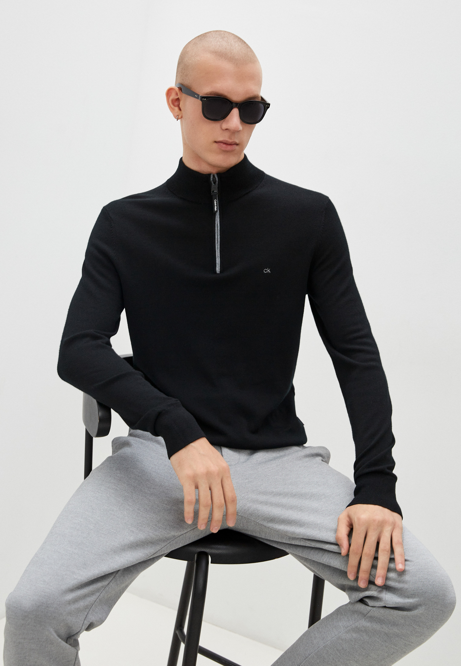 Джемпер Calvin Klein (Кельвин Кляйн) Джемпер Calvin Klein