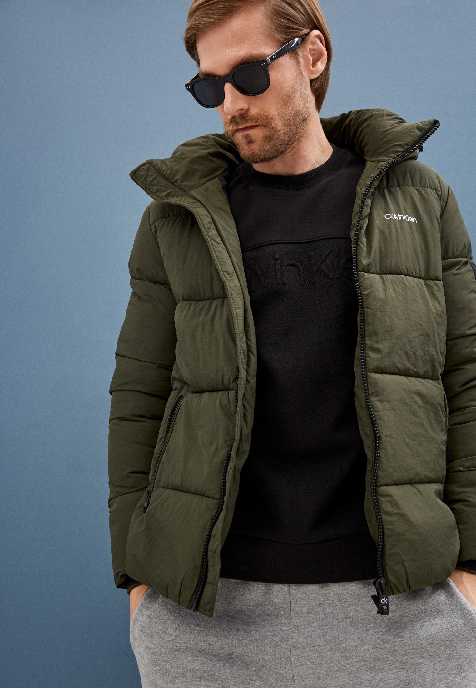 Куртка Calvin Klein (Кельвин Кляйн) K10K107485: изображение 2