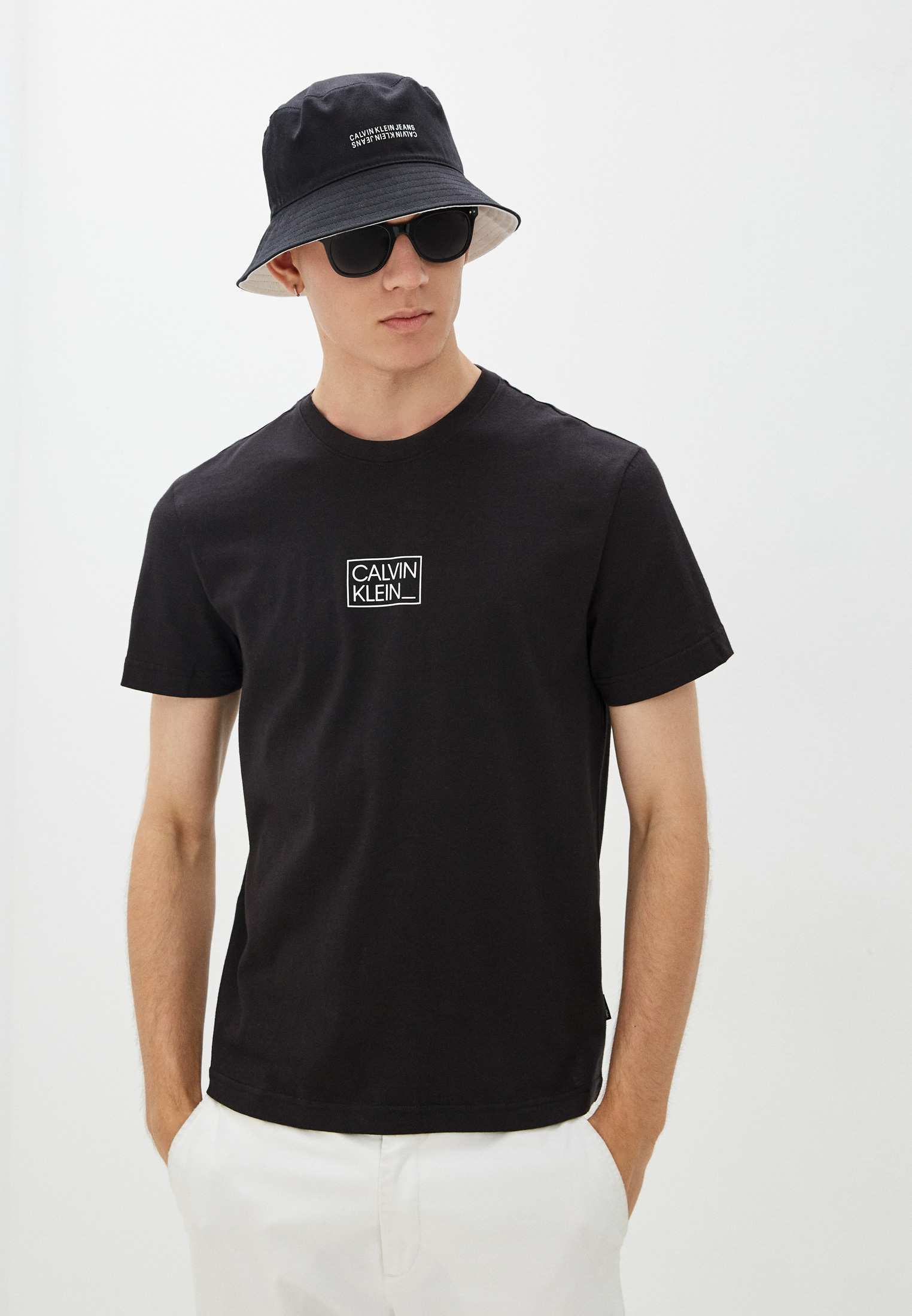 Мужская футболка Calvin Klein (Кельвин Кляйн) K10K107714