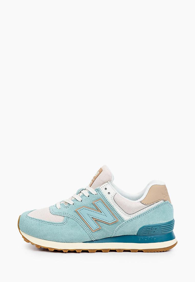 Женские кроссовки New Balance (Нью Баланс) Кроссовки New Balance