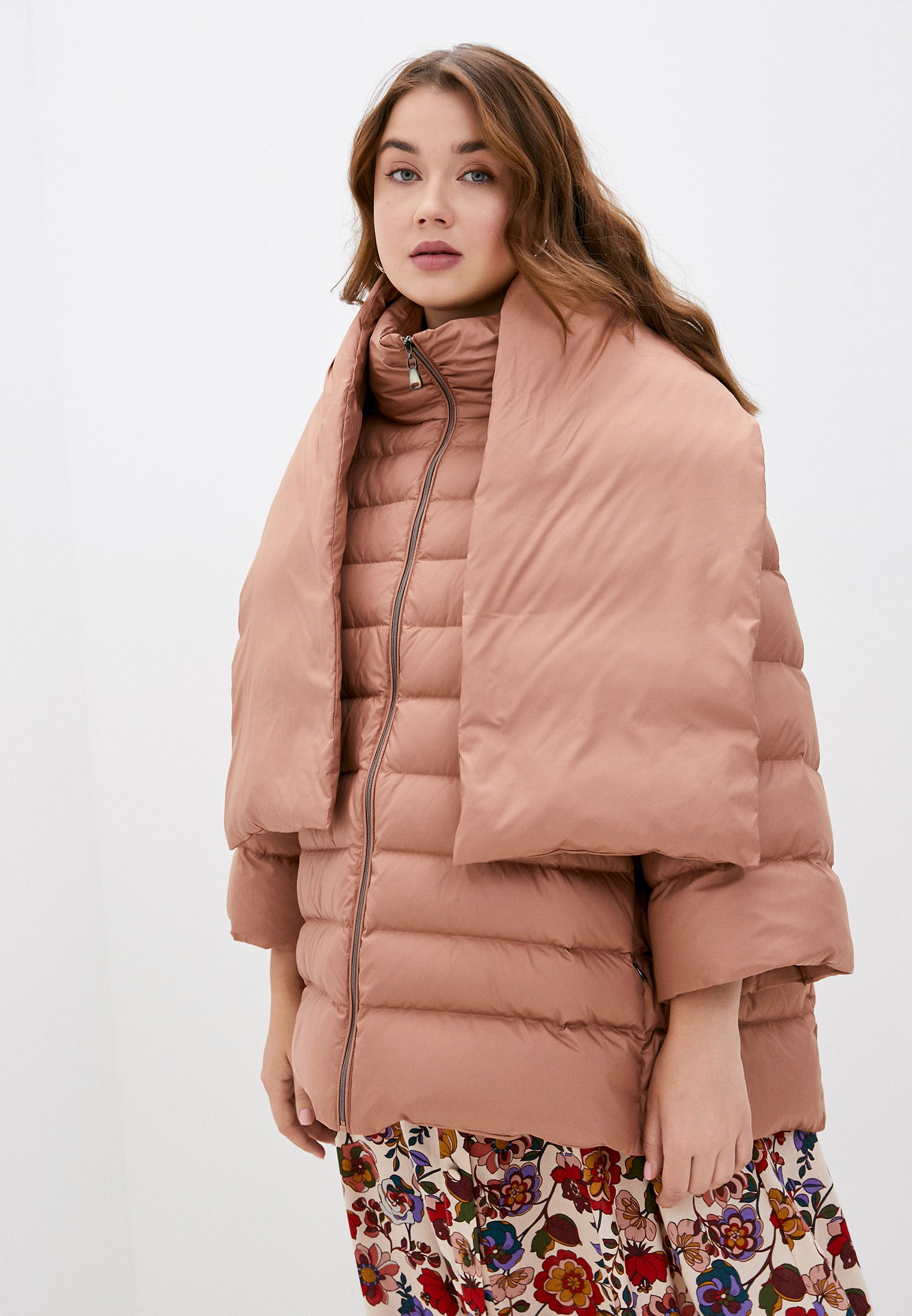 Утепленная куртка Piazza Della Scala F918Y004DU