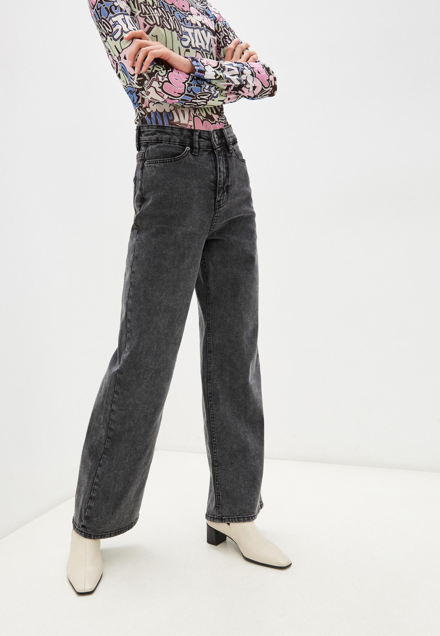 Широкие и расклешенные джинсы Ichi (Ичи) Джинсы Ichi